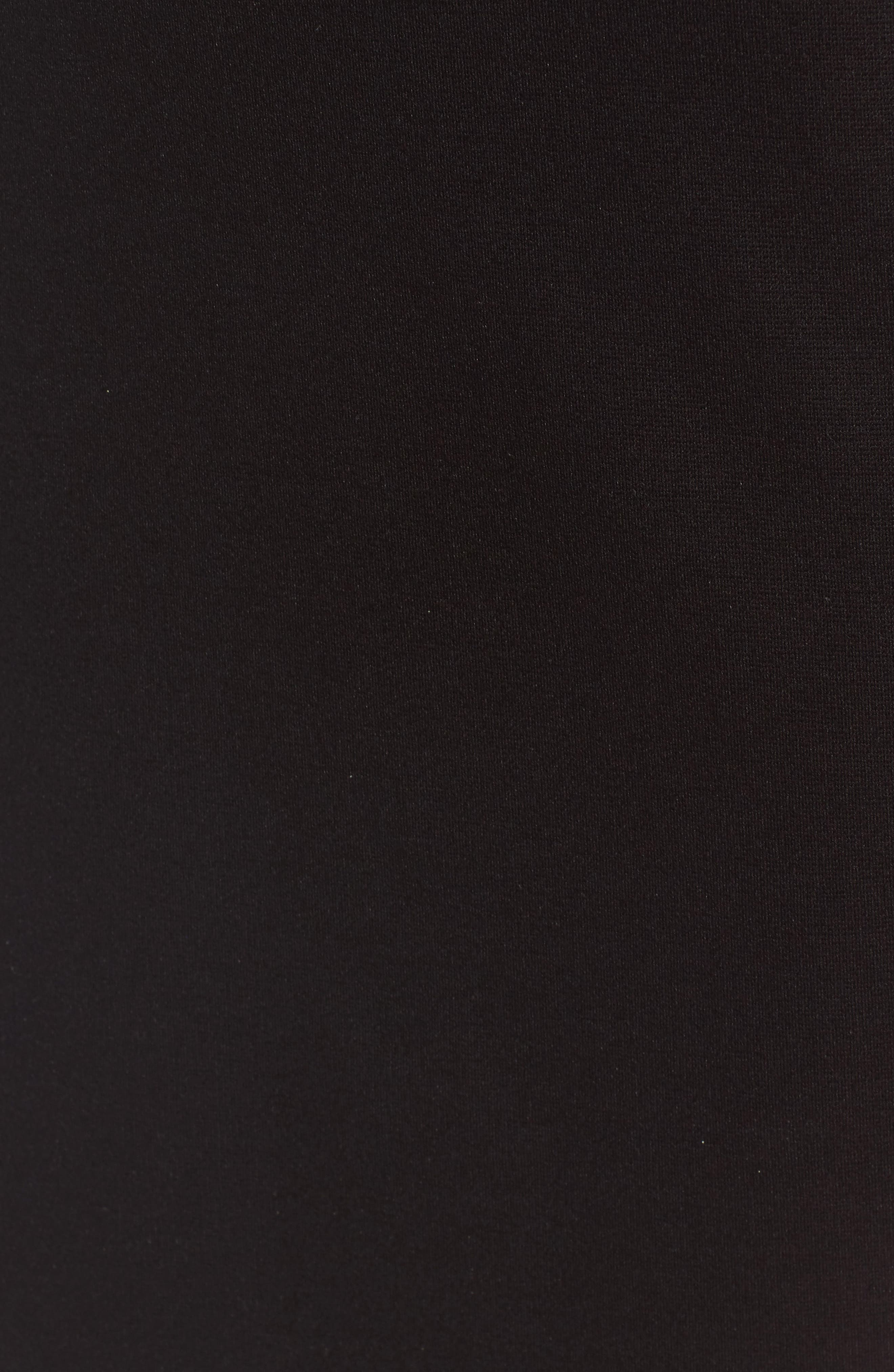 Alternate Image 5  - Love, Nickie Lew Athletic Stripe Body-Con Dress