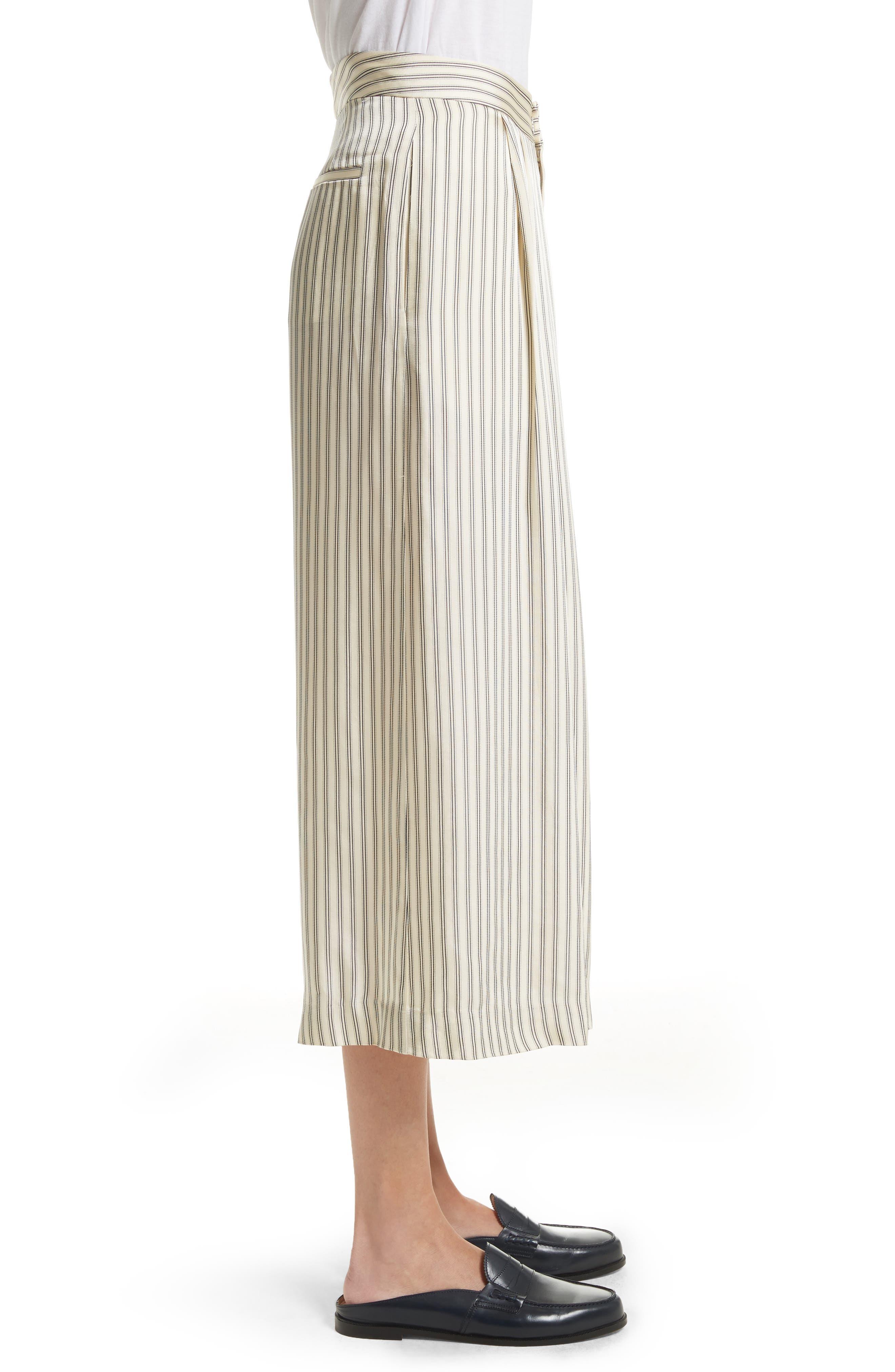 Alternate Image 4  - Sea Stripe Culottes