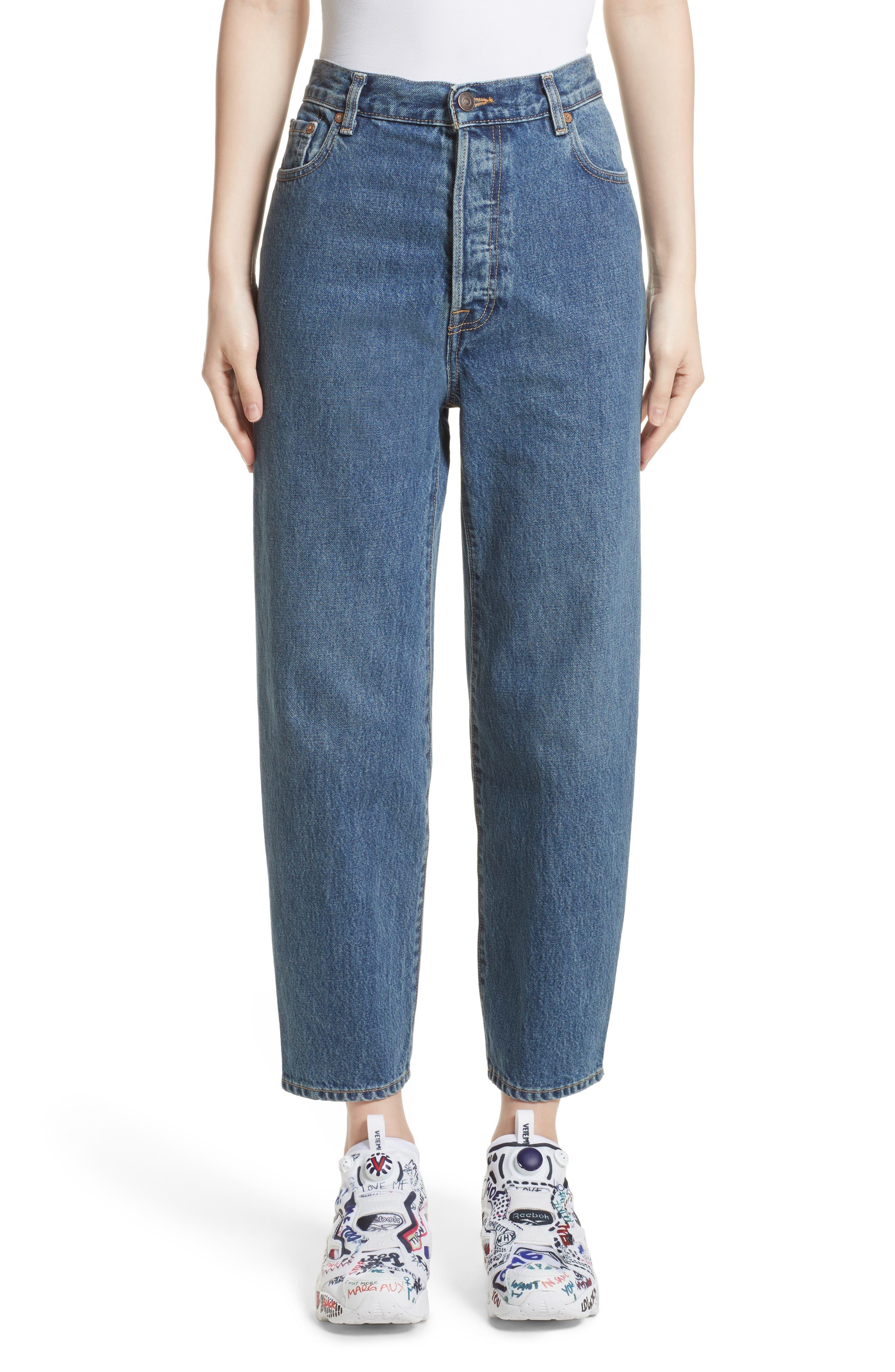 Vetements x Levi's® Classic High Waist Jeans