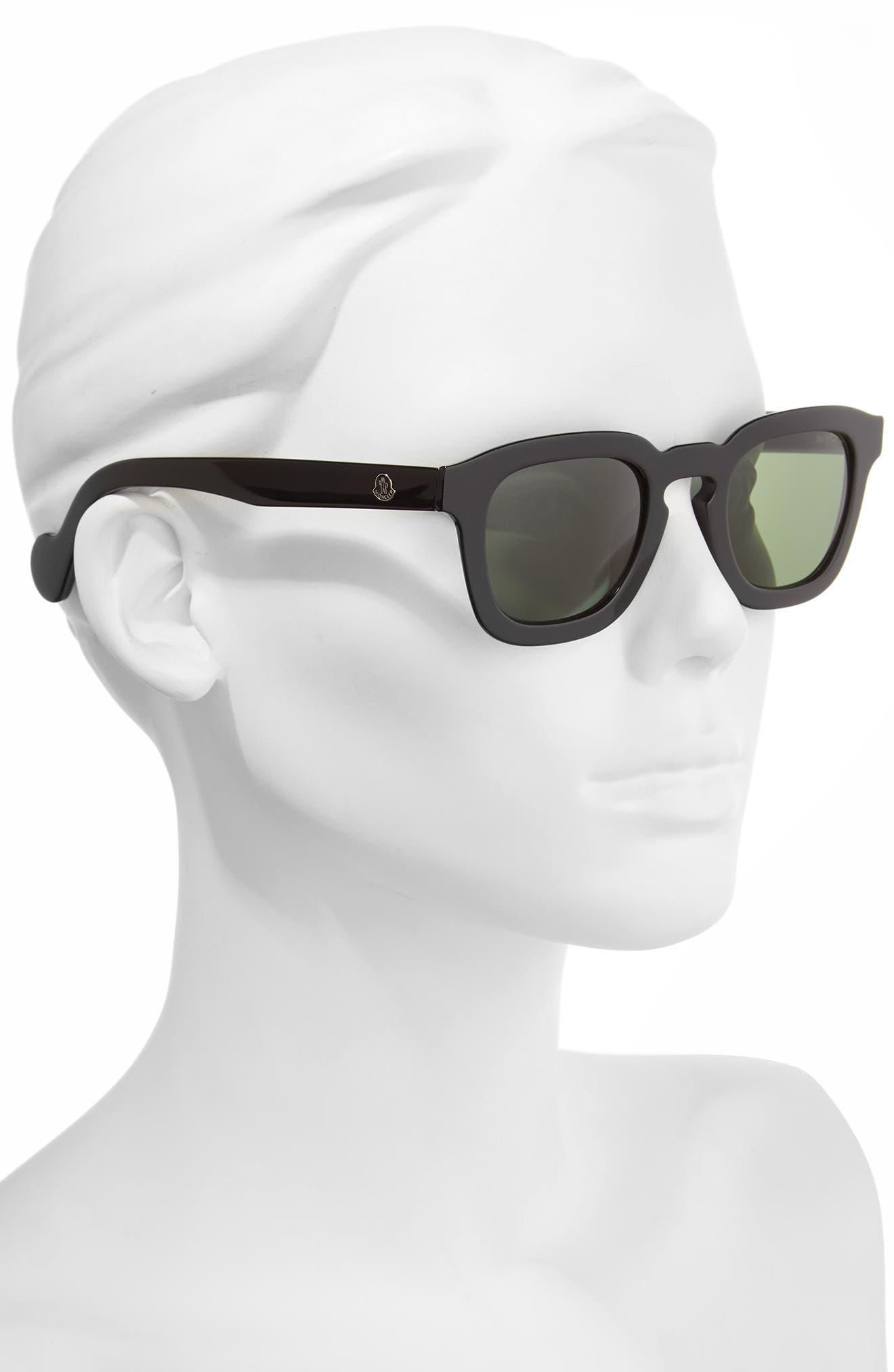 Alternate Image 2  - Moncler 47mm Sunglasses