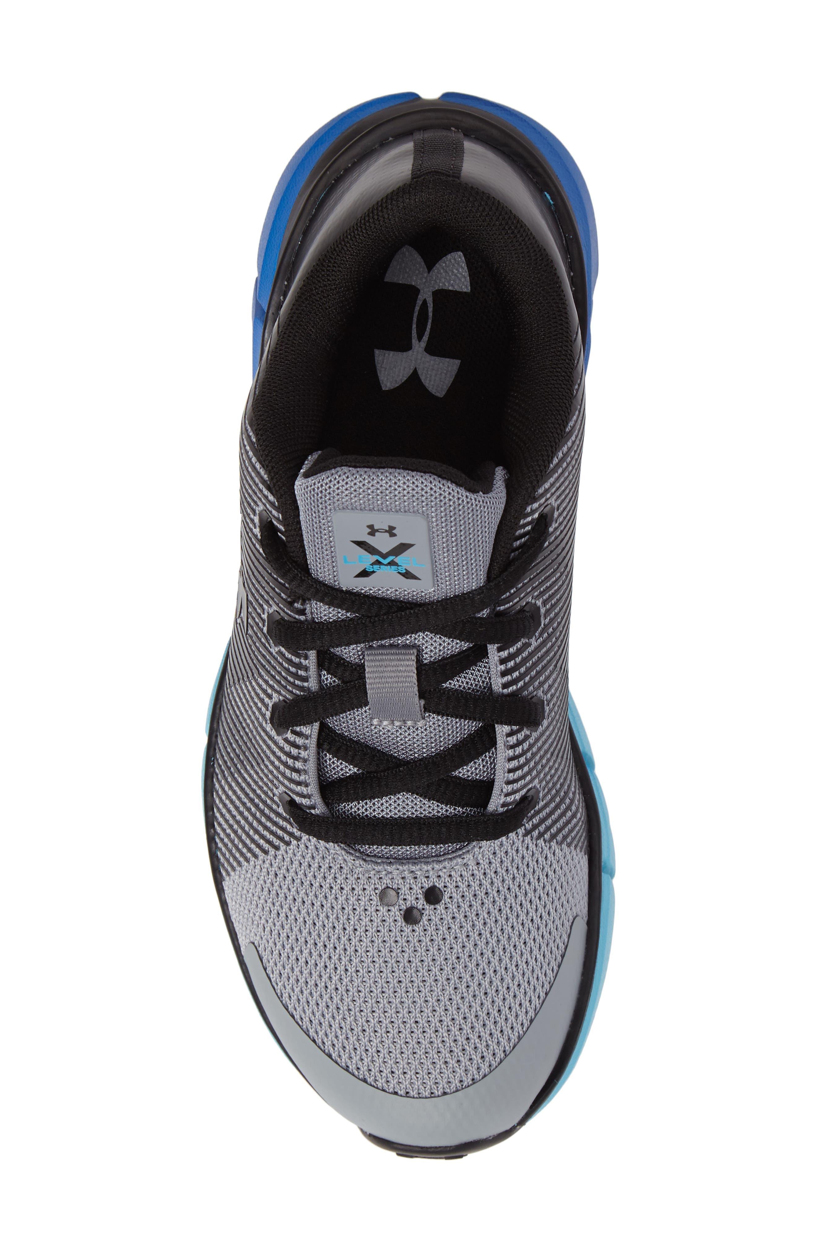 Alternate Image 5  - Under Armour BGS X Level Scramjet Running Shoe (Toddler, Little Kid & Big Kid)