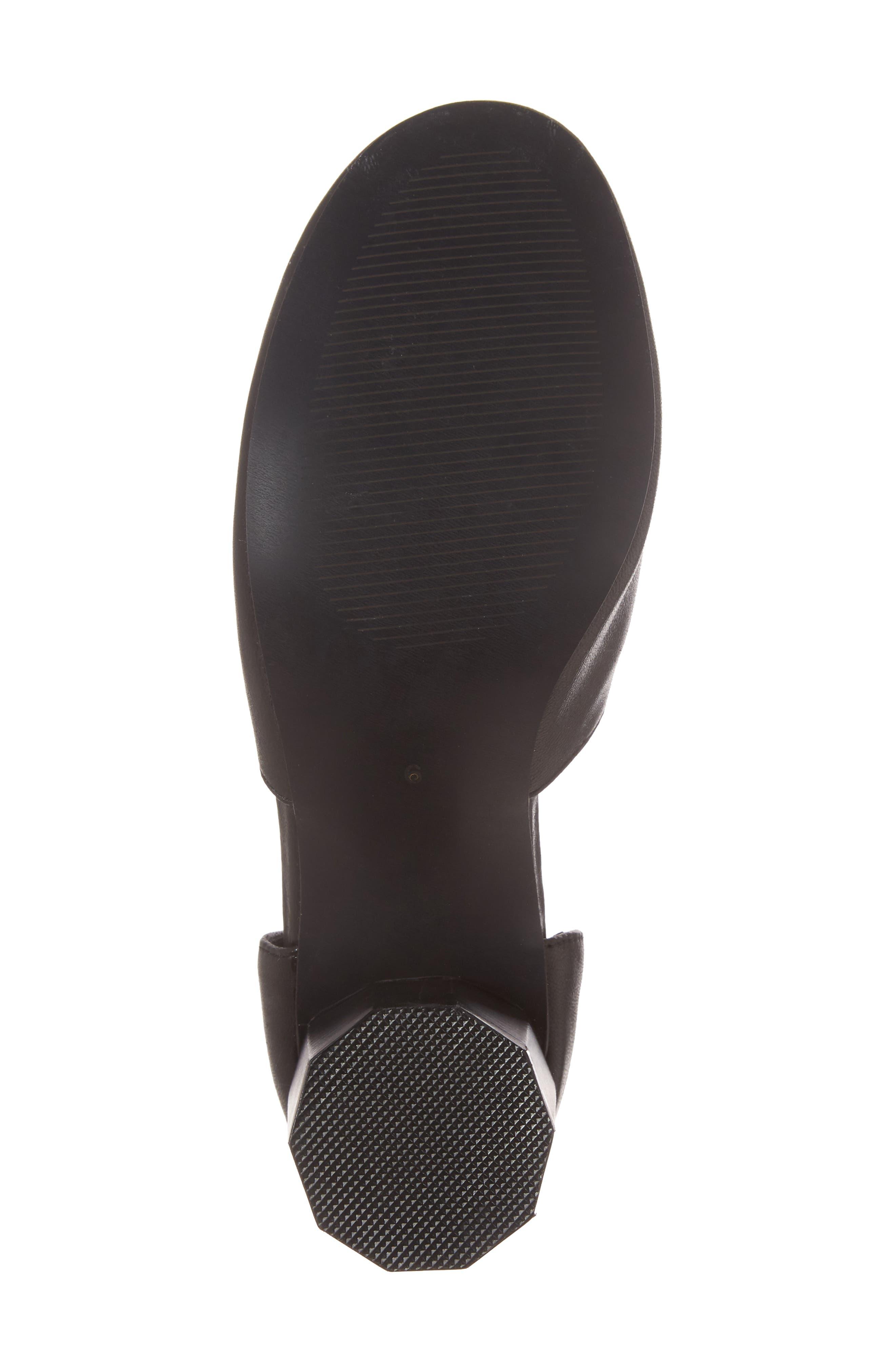Alternate Image 6  - Grey City Sarah Column Heel Pump (Women)