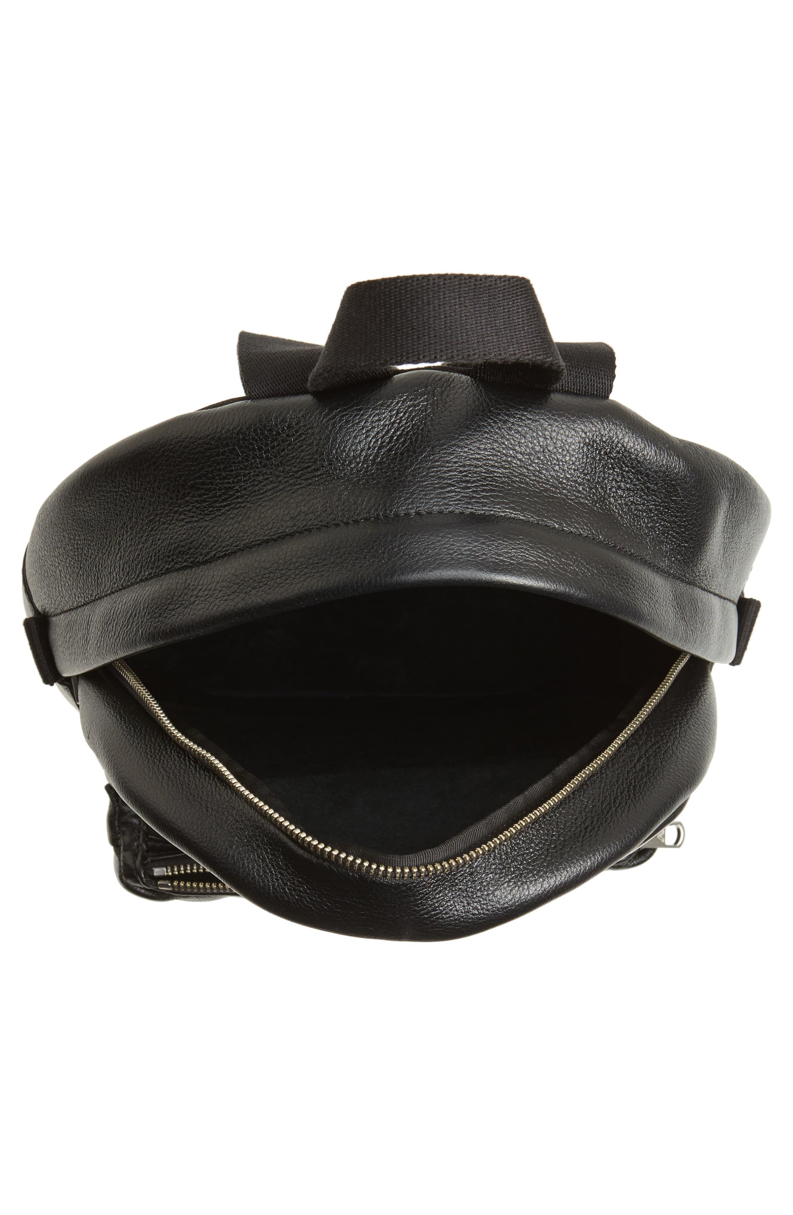 Alternate Image 4  - STATE Bags Greenwood Mini Lorimer Leather Backpack
