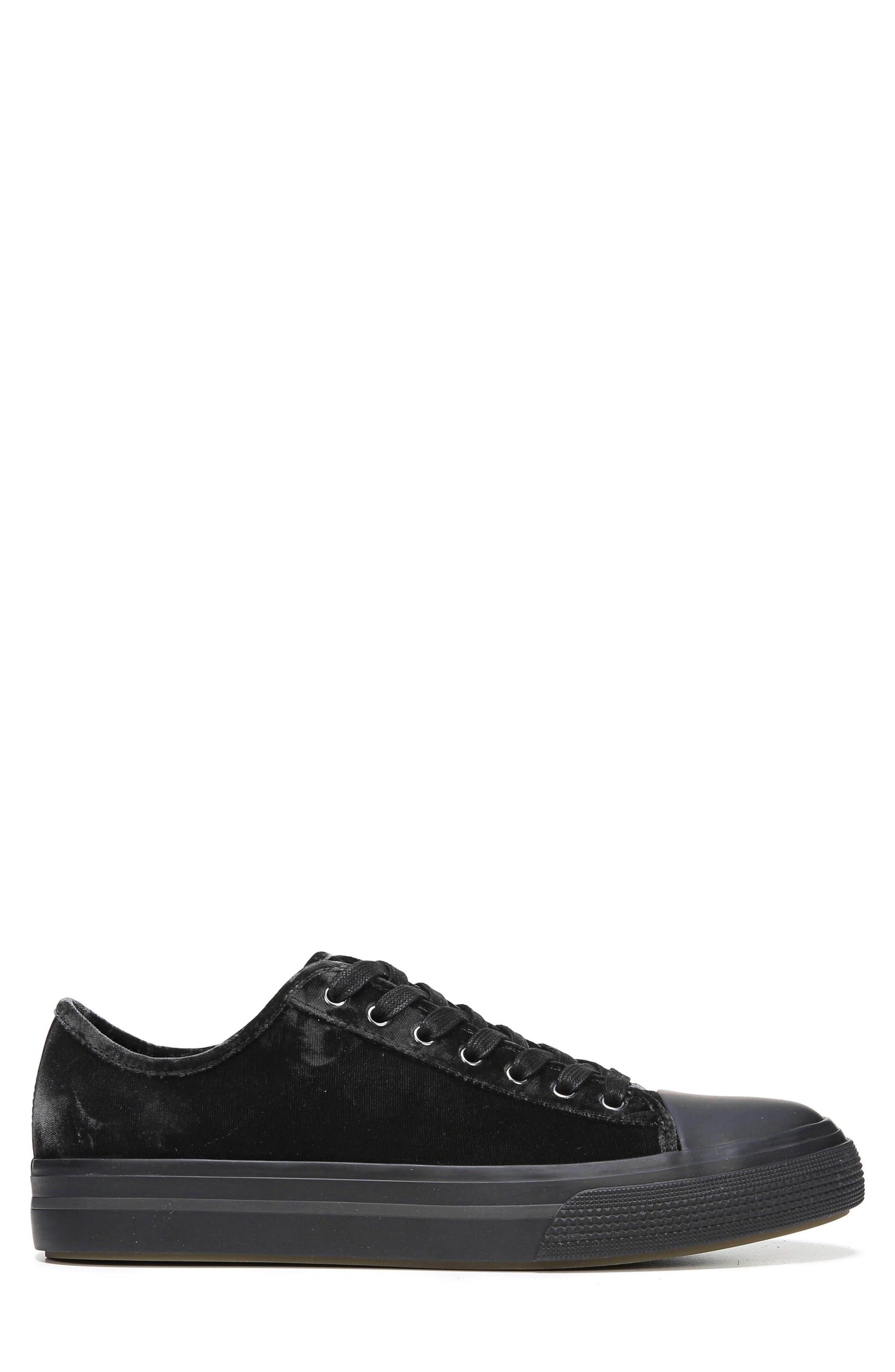 Tiller Sneaker,                             Alternate thumbnail 3, color,                             Graphite/ Black