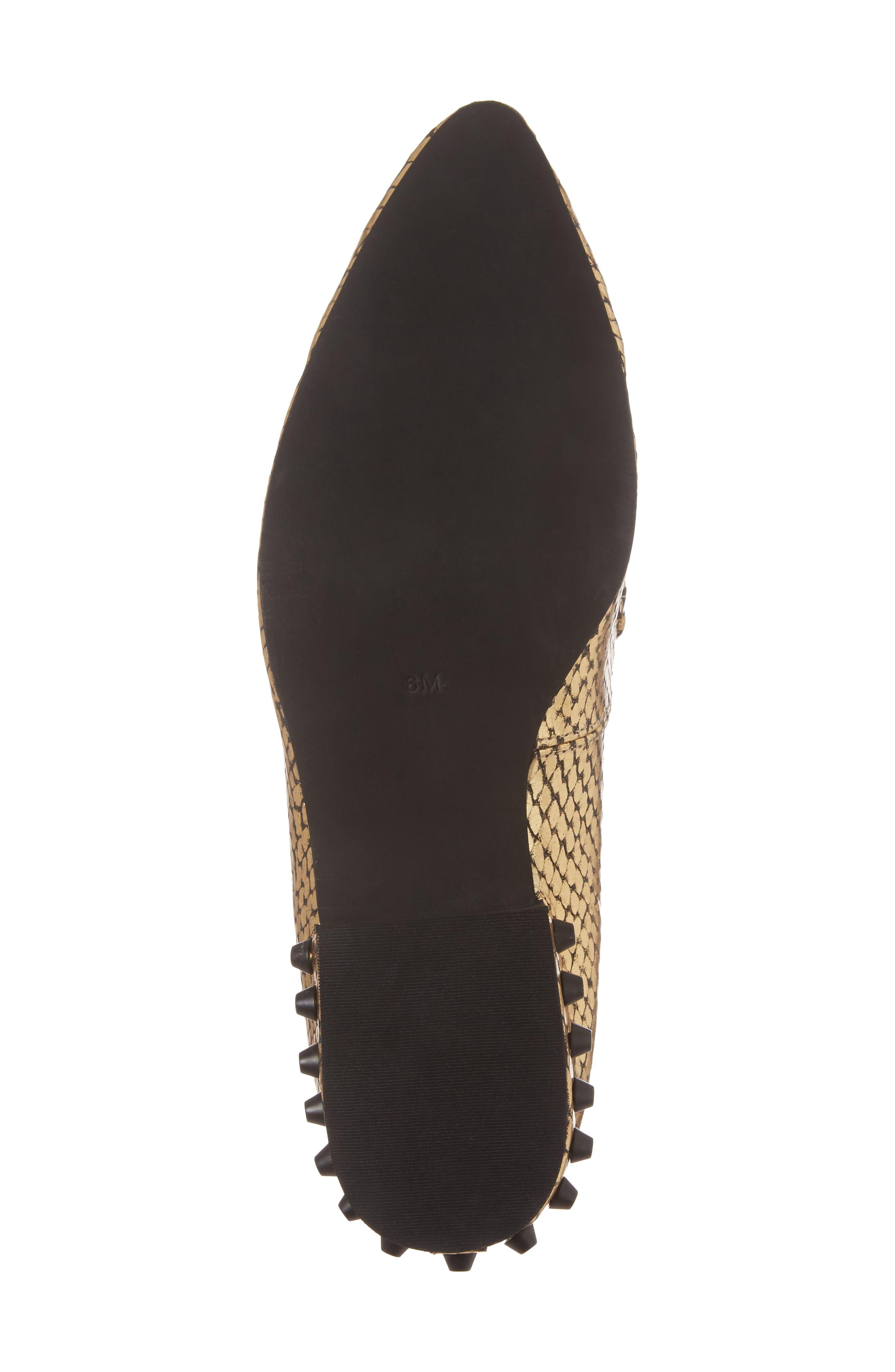 Alternate Image 6  - Jeffrey Campbell Barnett Studded Loafer (Women)