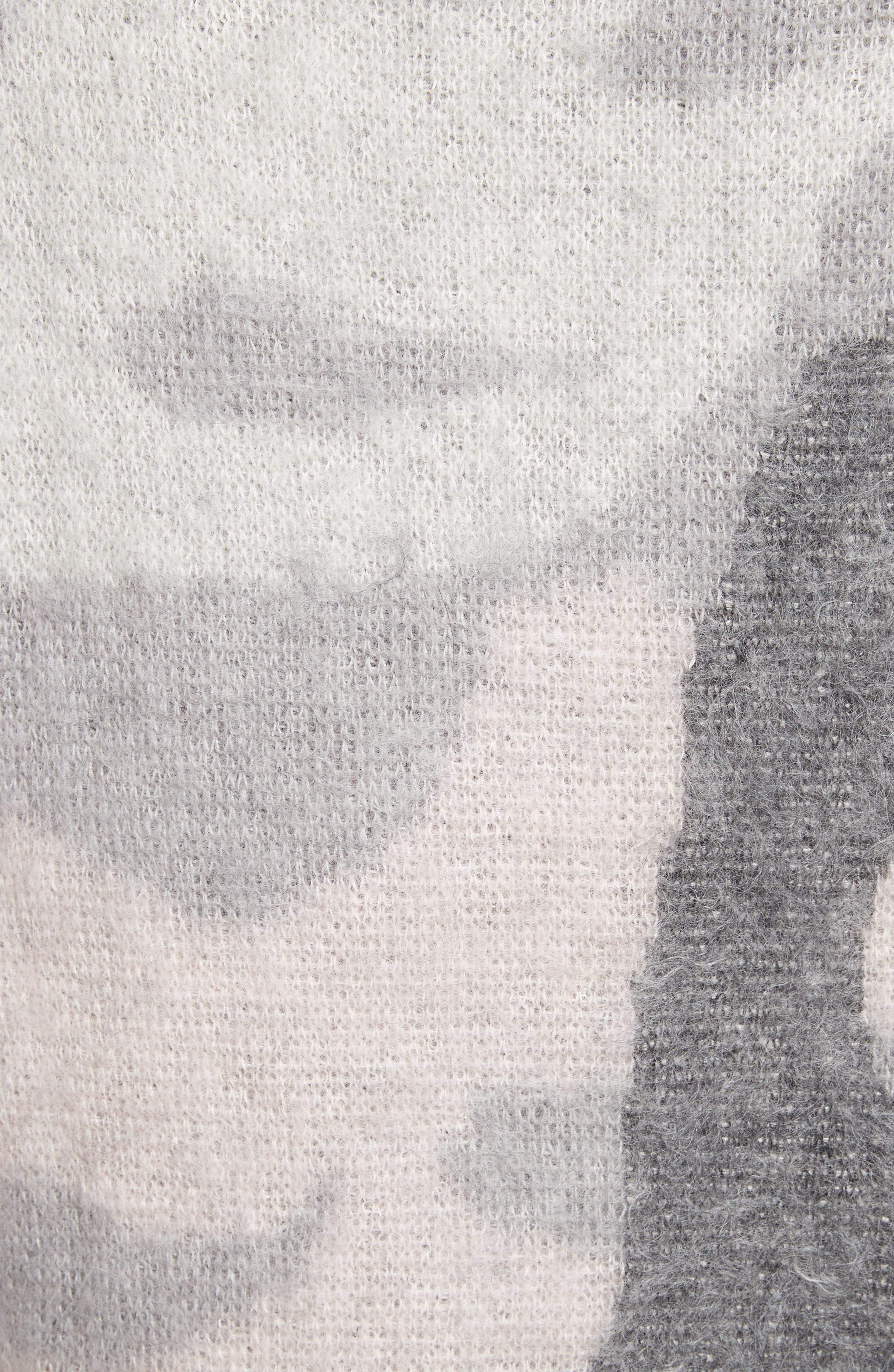 Alternate Image 6  - rag & bone Sinclair Camouflage Jacquard Sweater