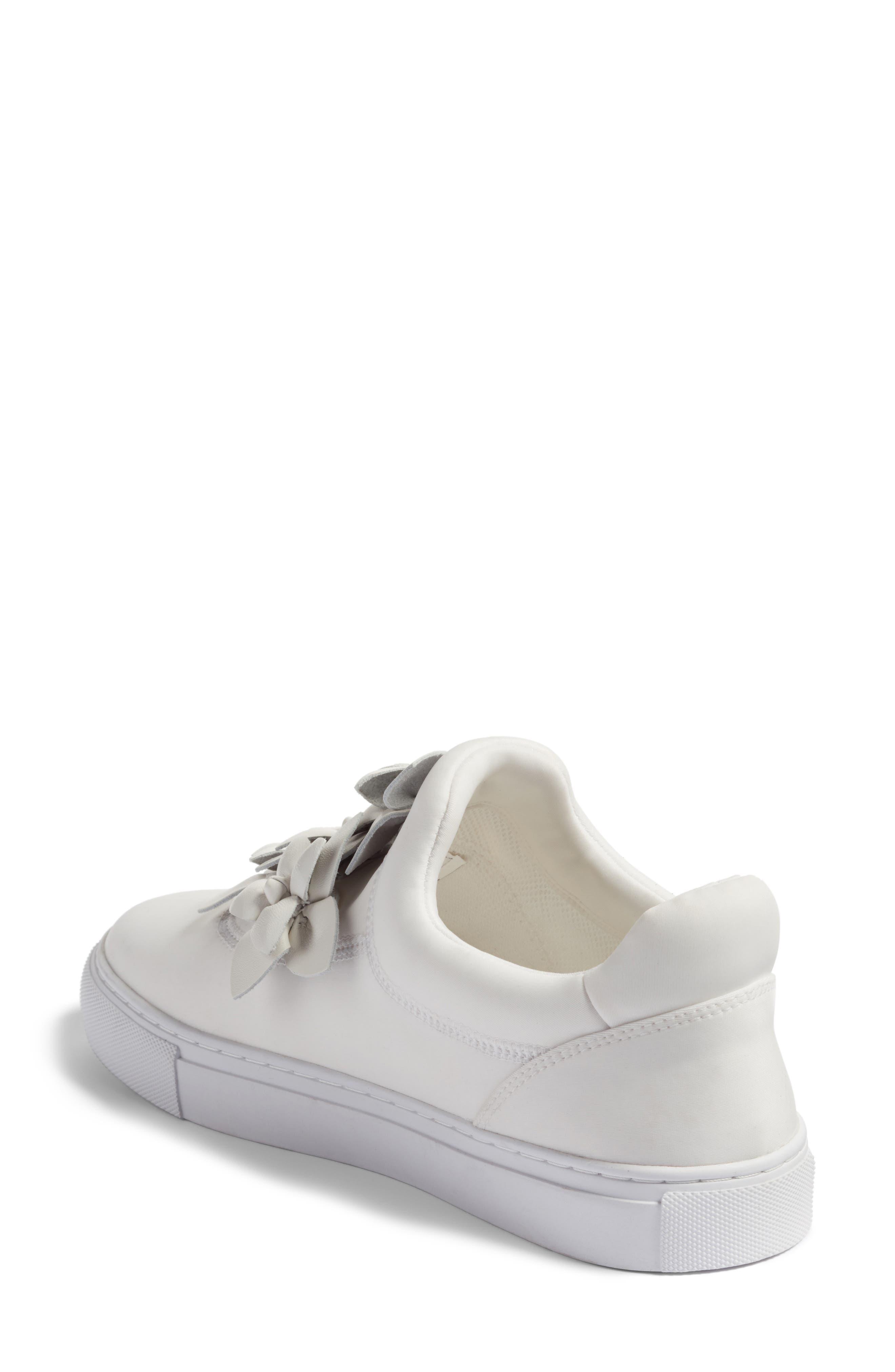 Alternate Image 2  - Tory Burch Blossom Sneaker (Women)