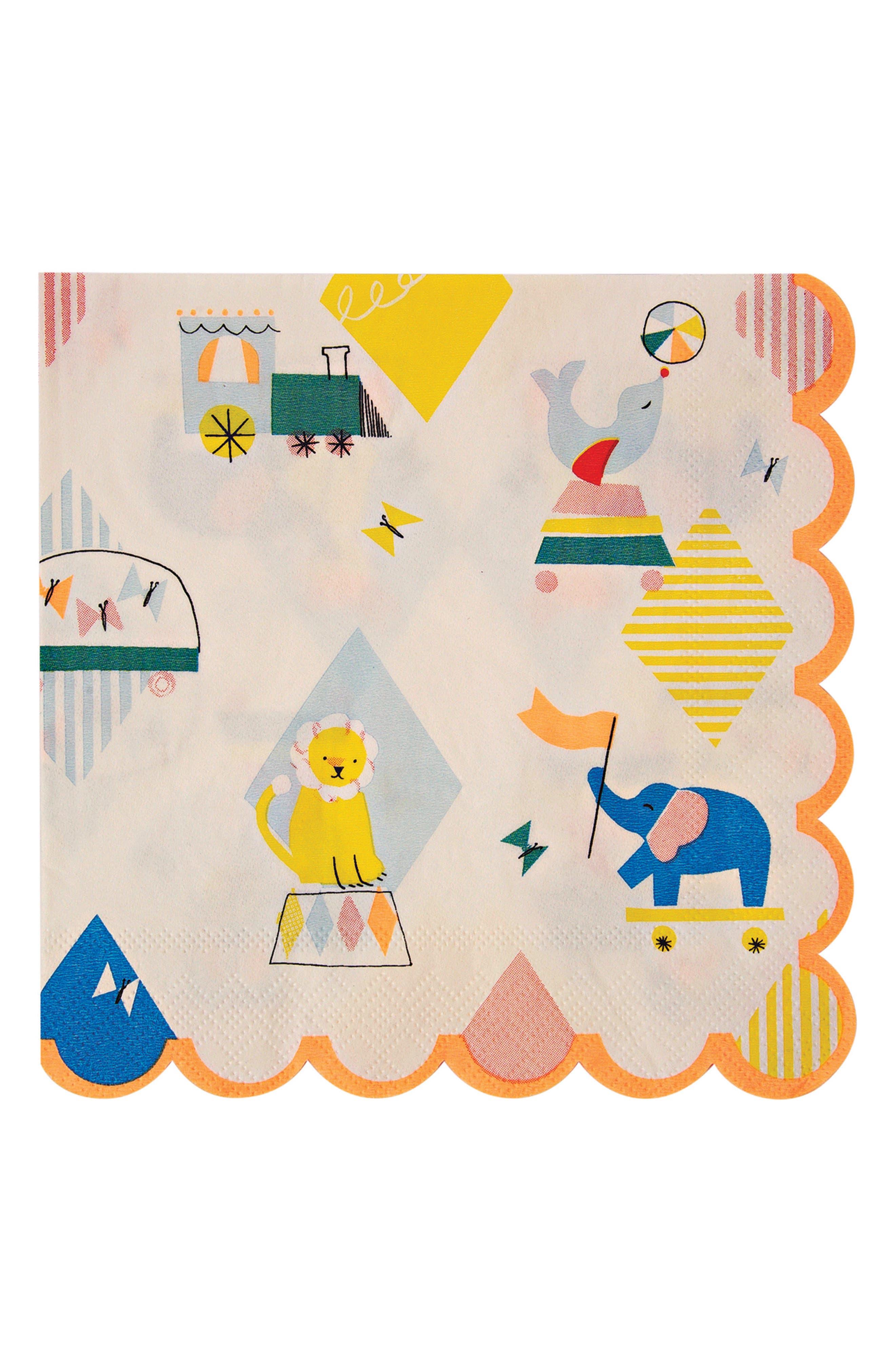 Alternate Image 9  - Meri Meri Silly Circus Party Bundle