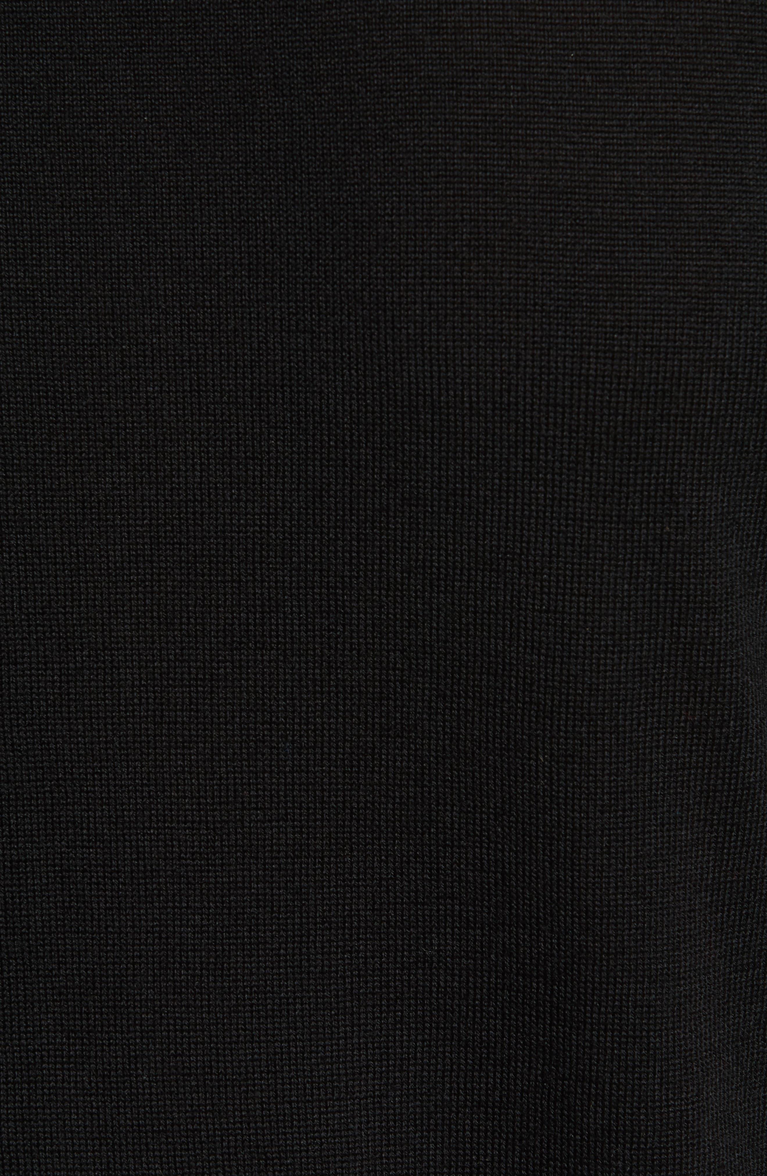 Alternate Image 5  - Armani Collezioni V-Neck Sweater