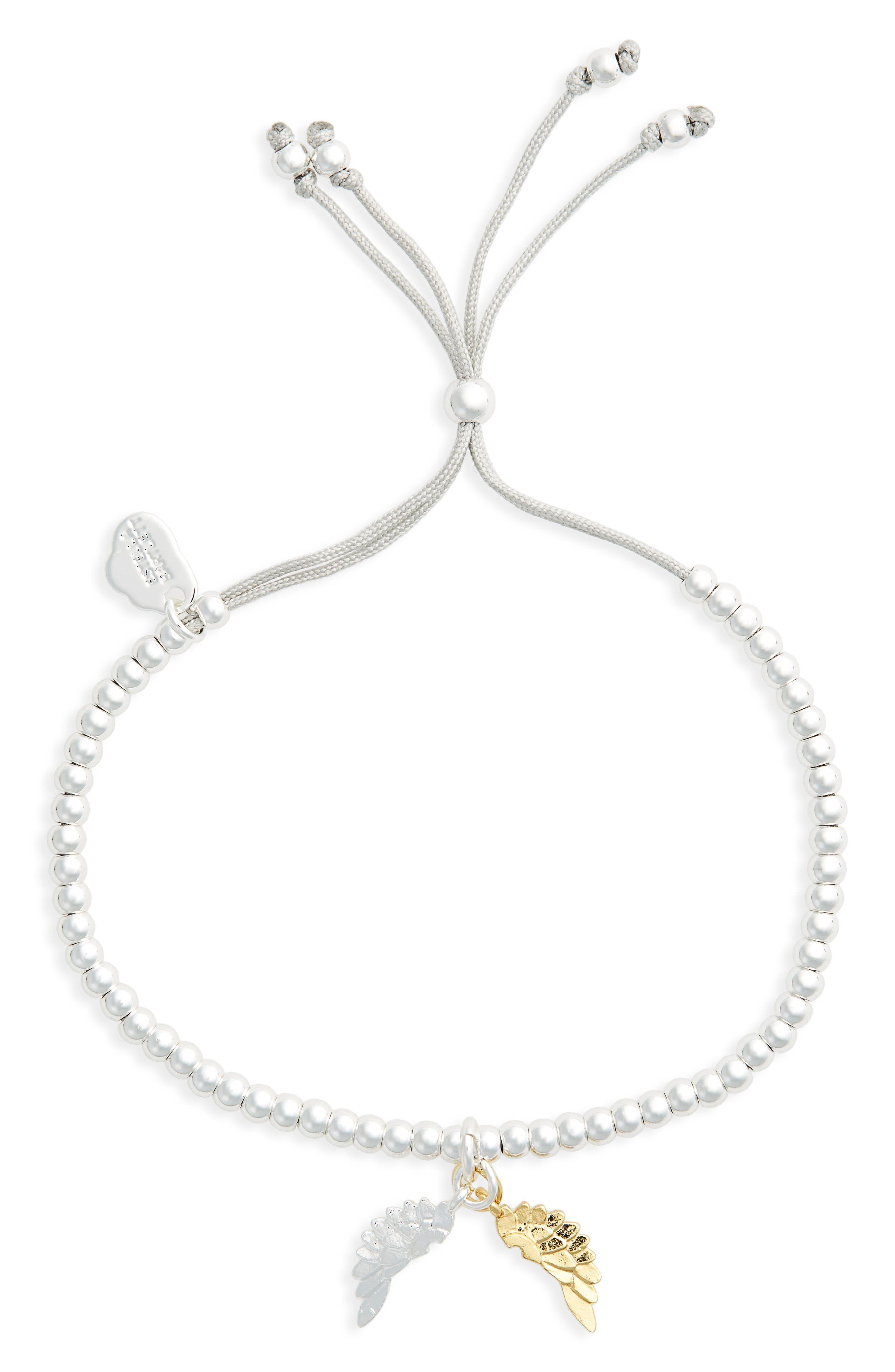 Alternate Image 2  - Estella Bartlett Liberty Wings Bracelet