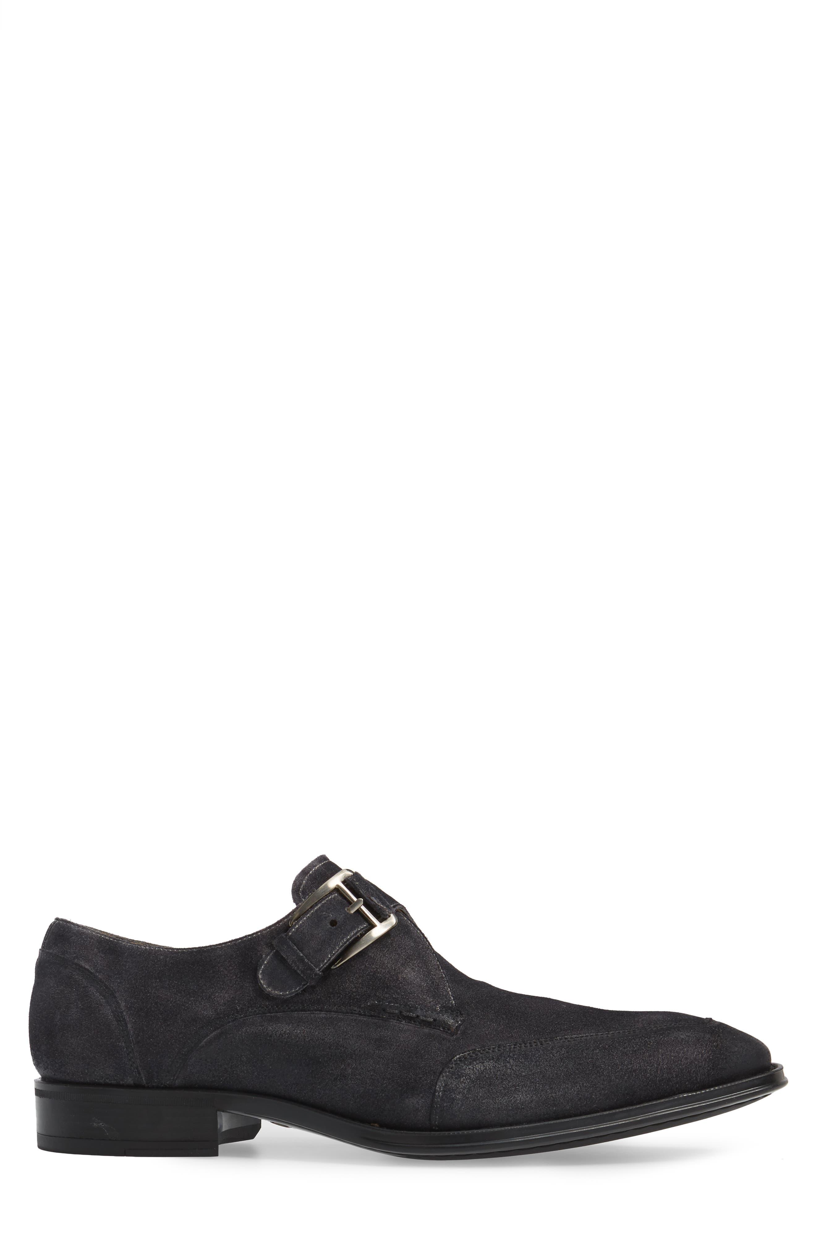 Alternate Image 3  - Mezlan Baza Monk Strap Shoe (Men)