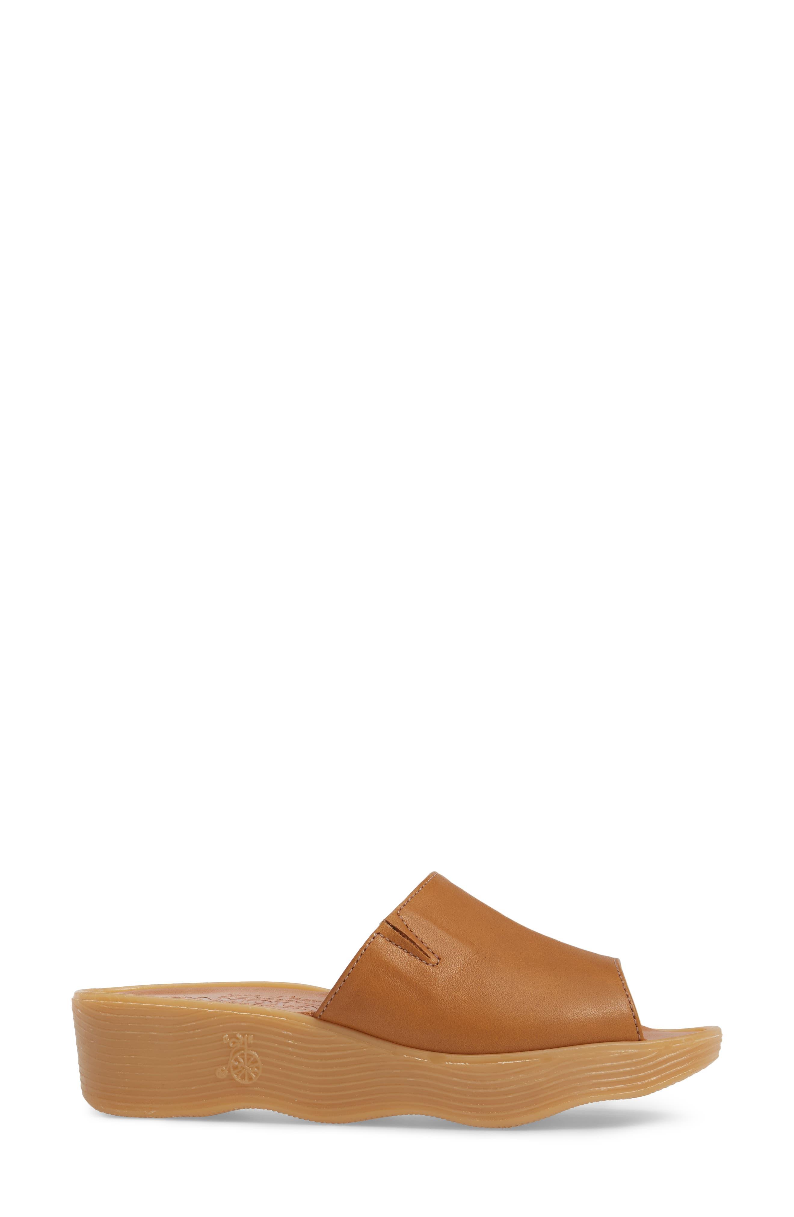 Alternate Image 3  - Famolare Slide N Sleek Wedge Slide Sandal (Women)