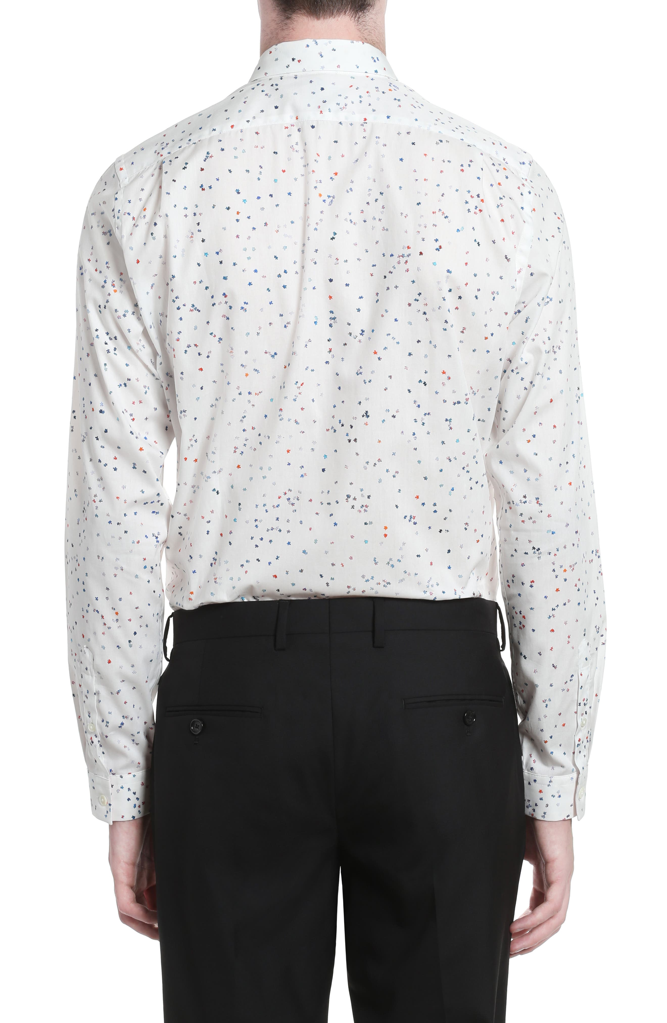 Alternate Image 2  - PS Paul Smith Puzzle Print Shirt