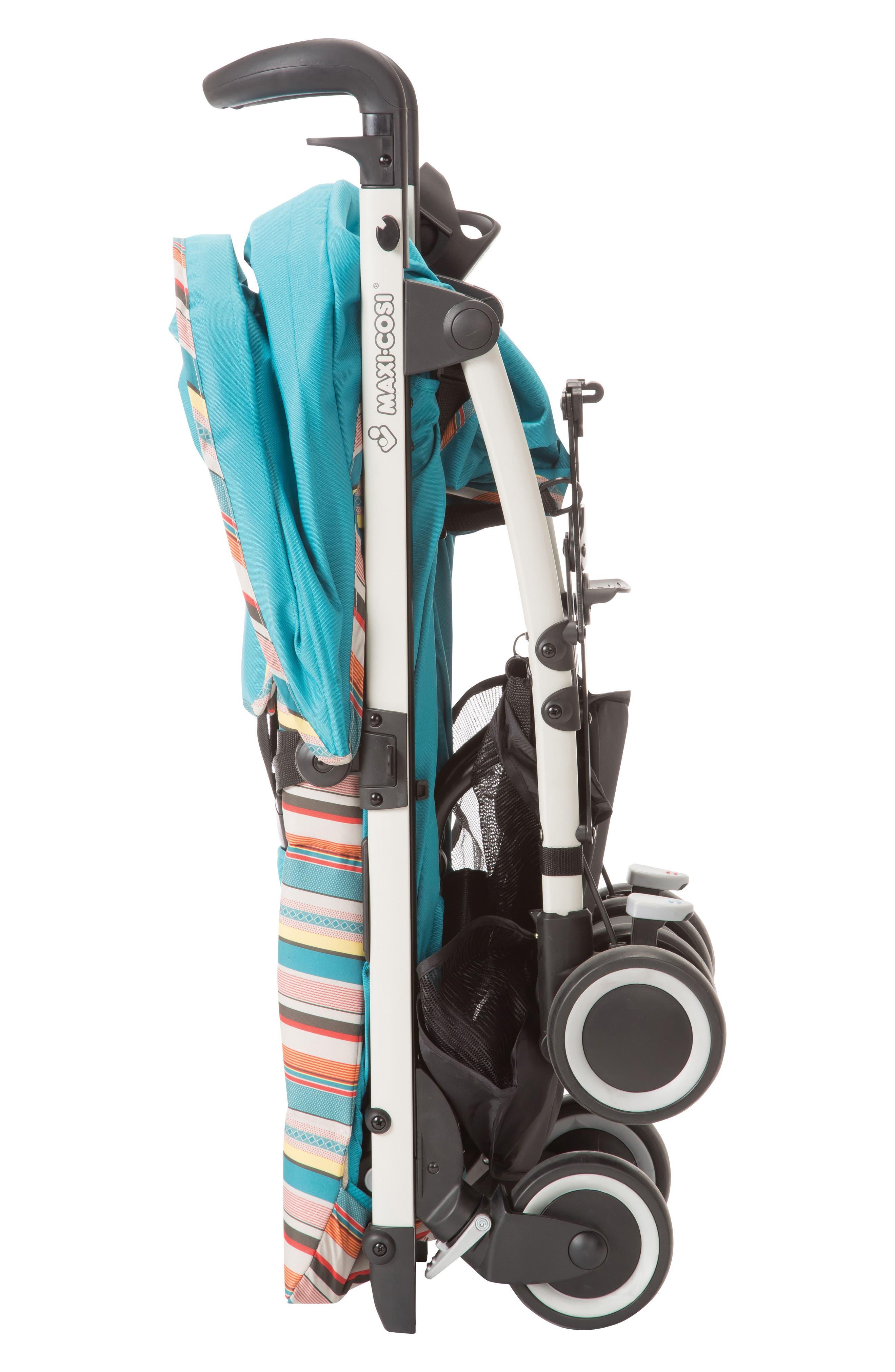 Kaia<sup>™</sup> Compact Stroller,                             Alternate thumbnail 6, color,                             Bohemian Blue