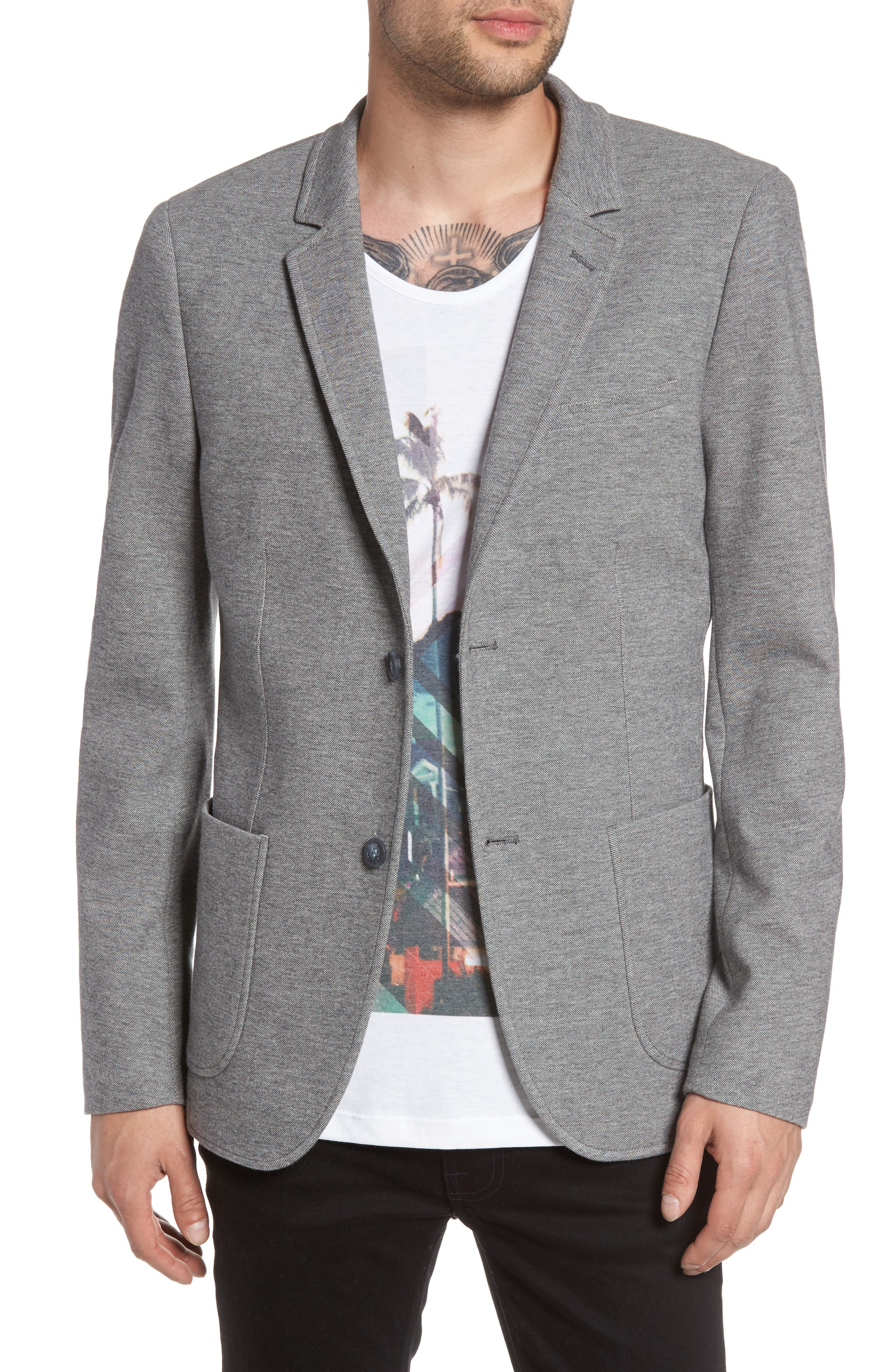 Civil Society Thompson Knit Blazer