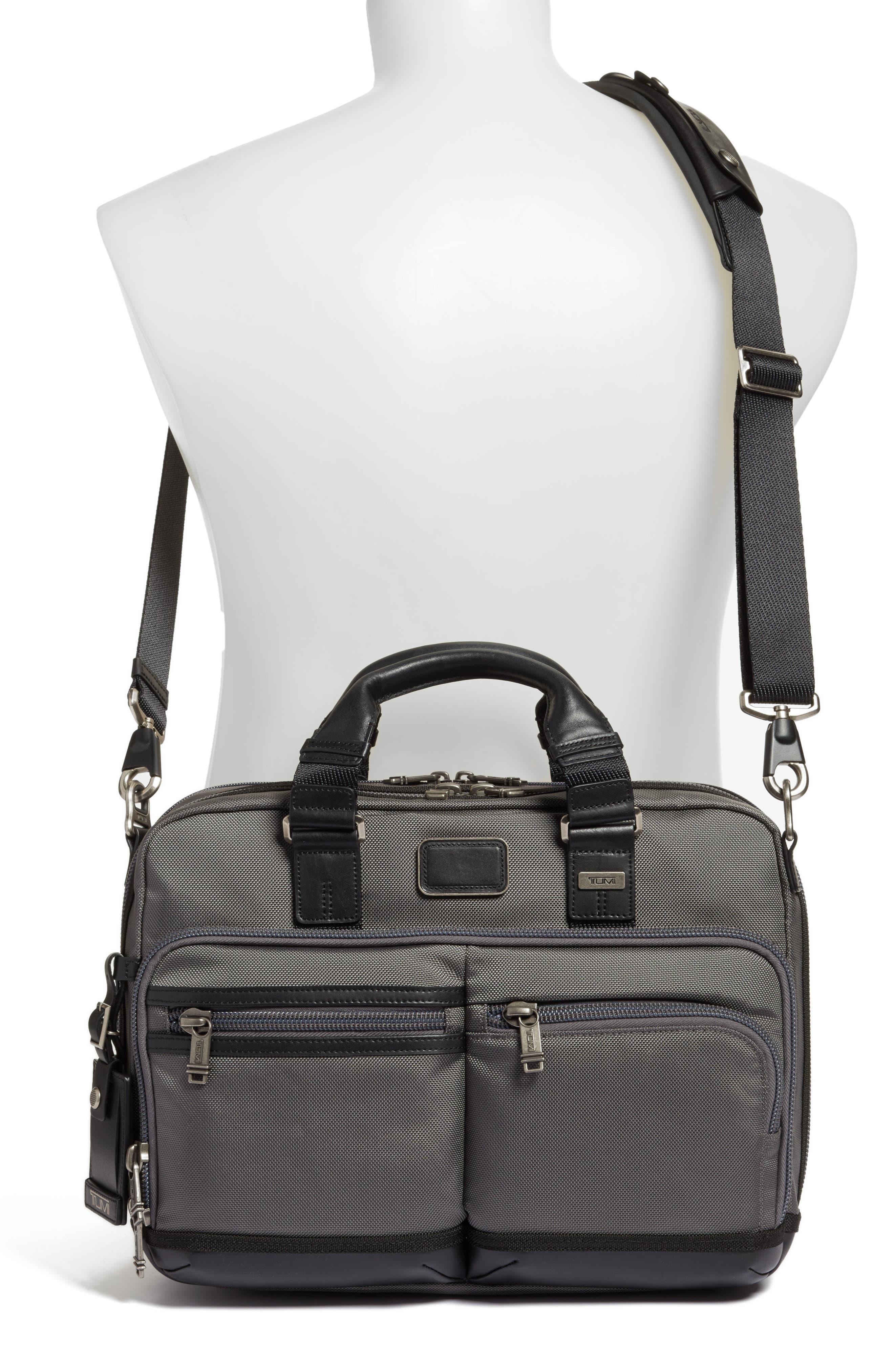 Alternate Image 2  - Tumi Alpha Bravo - Andersen Slim Commuter Bag