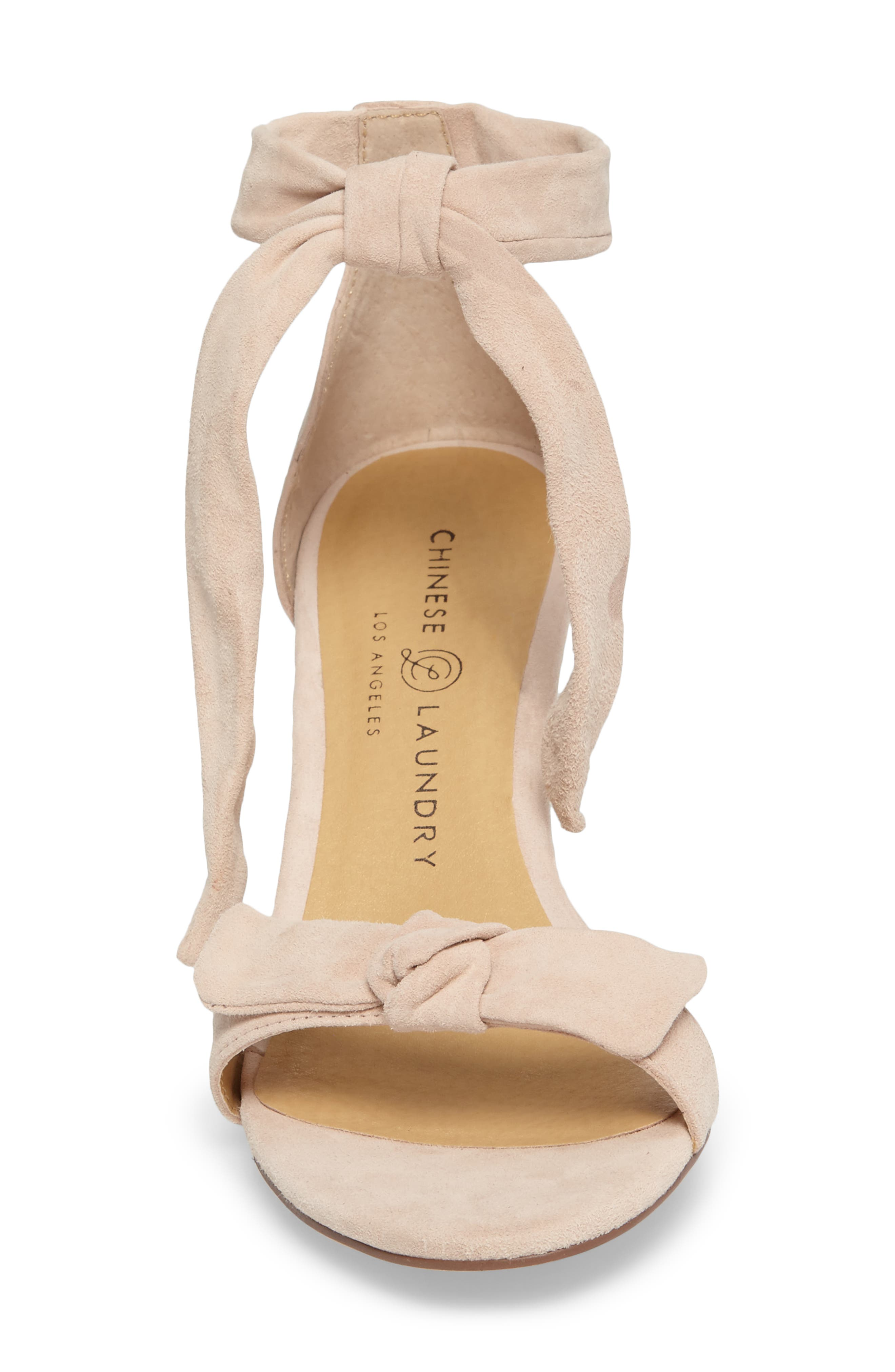 Alternate Image 4  - Chinese Laundry Rhonda Ankle Tie Sandal (Women)