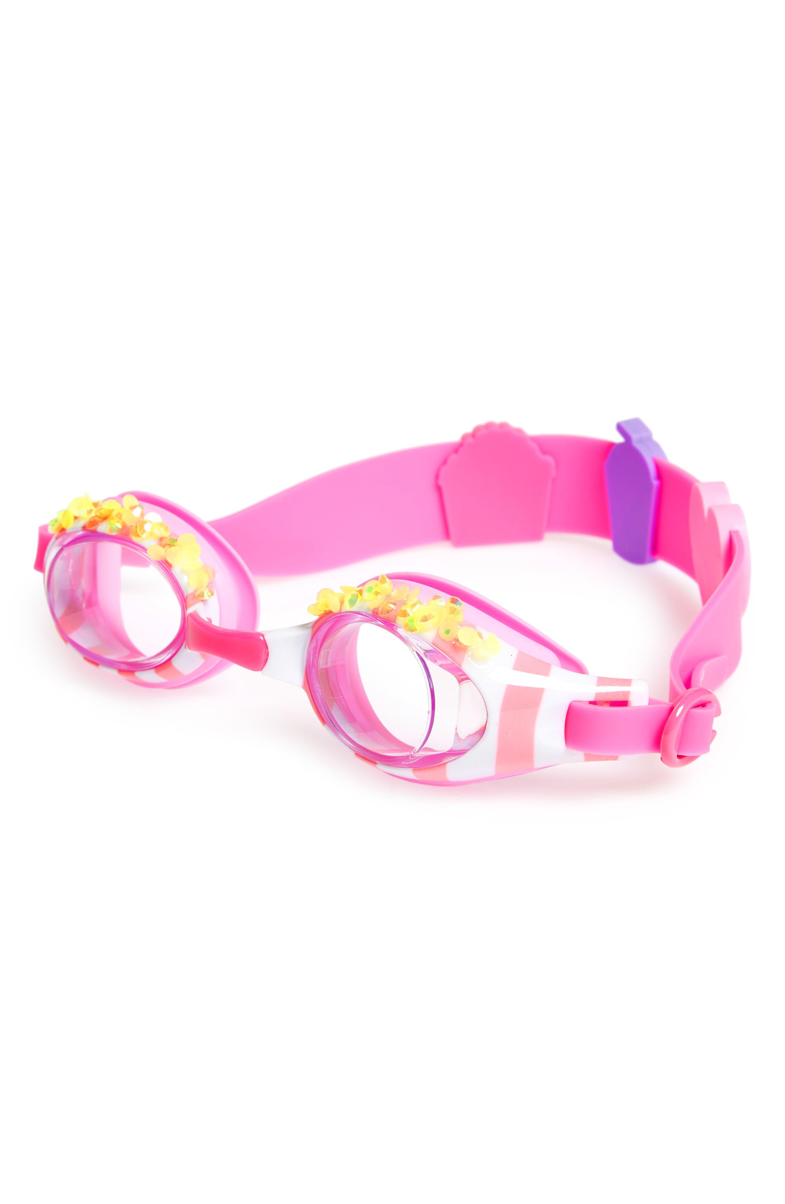 Bling2O Hip Hop Pop Swim Goggles (Big Girls)