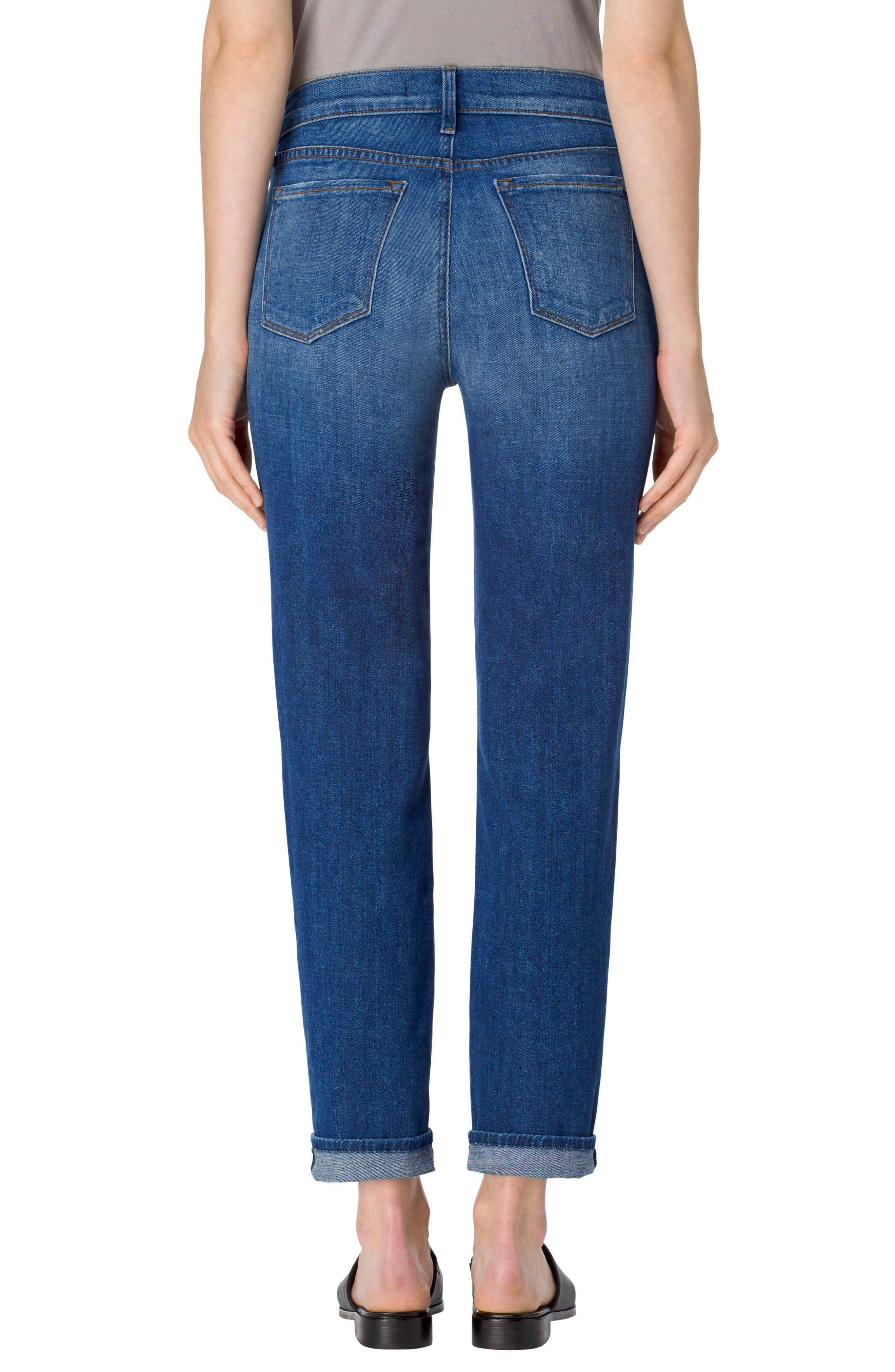 Alternate Image 2  - J Brand Johnny Boyfriend Jeans