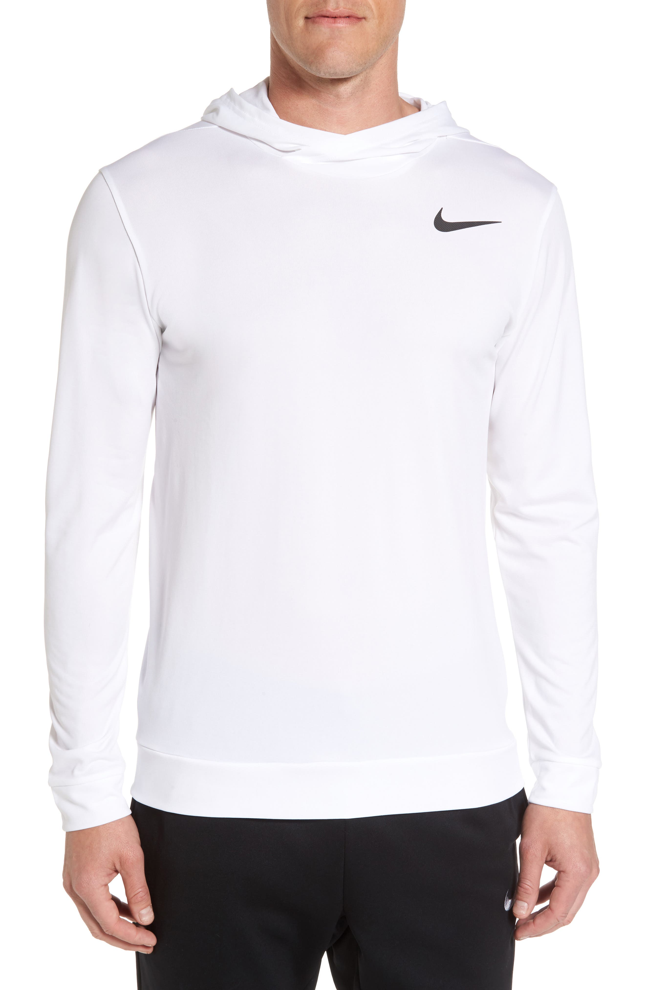 Main Image - Nike Hyper Dry Regular Fit Training Hoodie