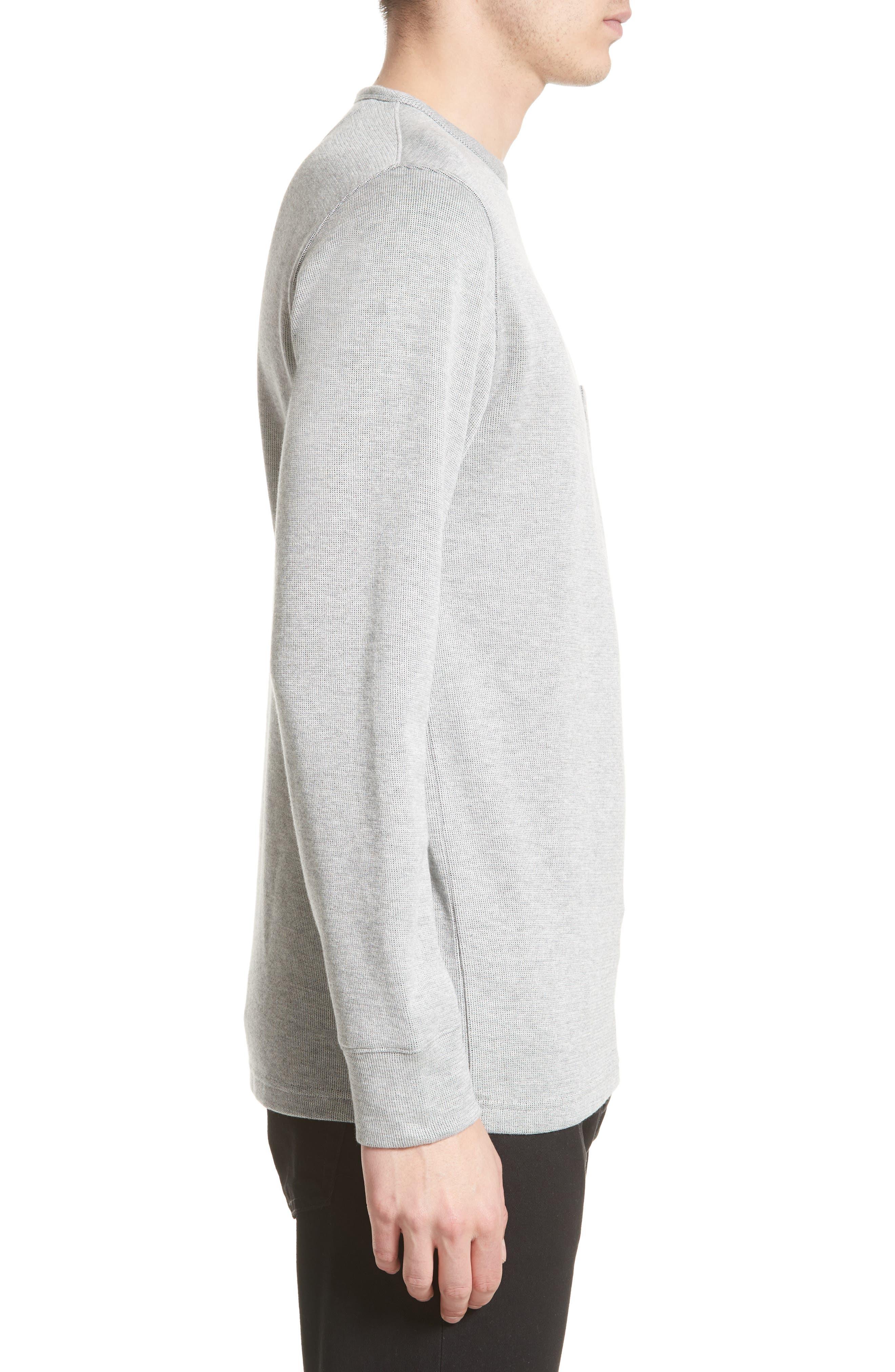 Alternate Image 3  - Saturdays NYC James Pocket Sweater
