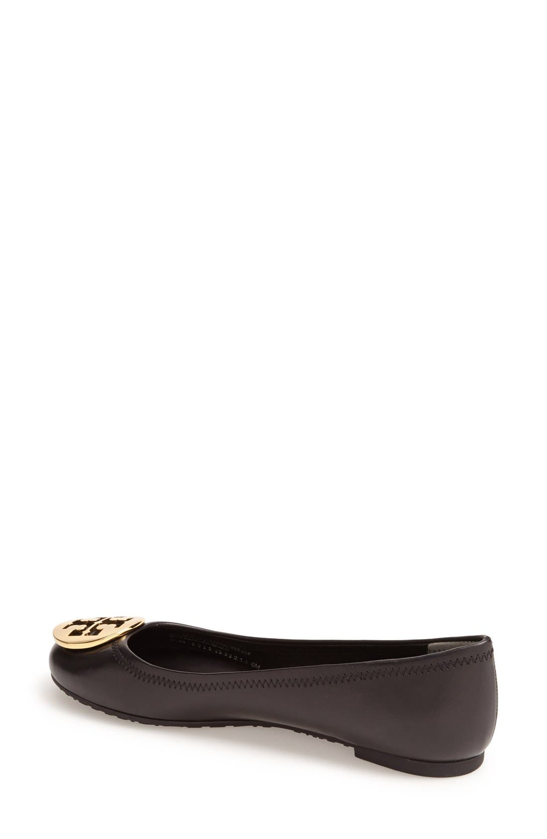 Alternate Image 2  - Tory Burch 'Reva' Ballerina Flat (Women)