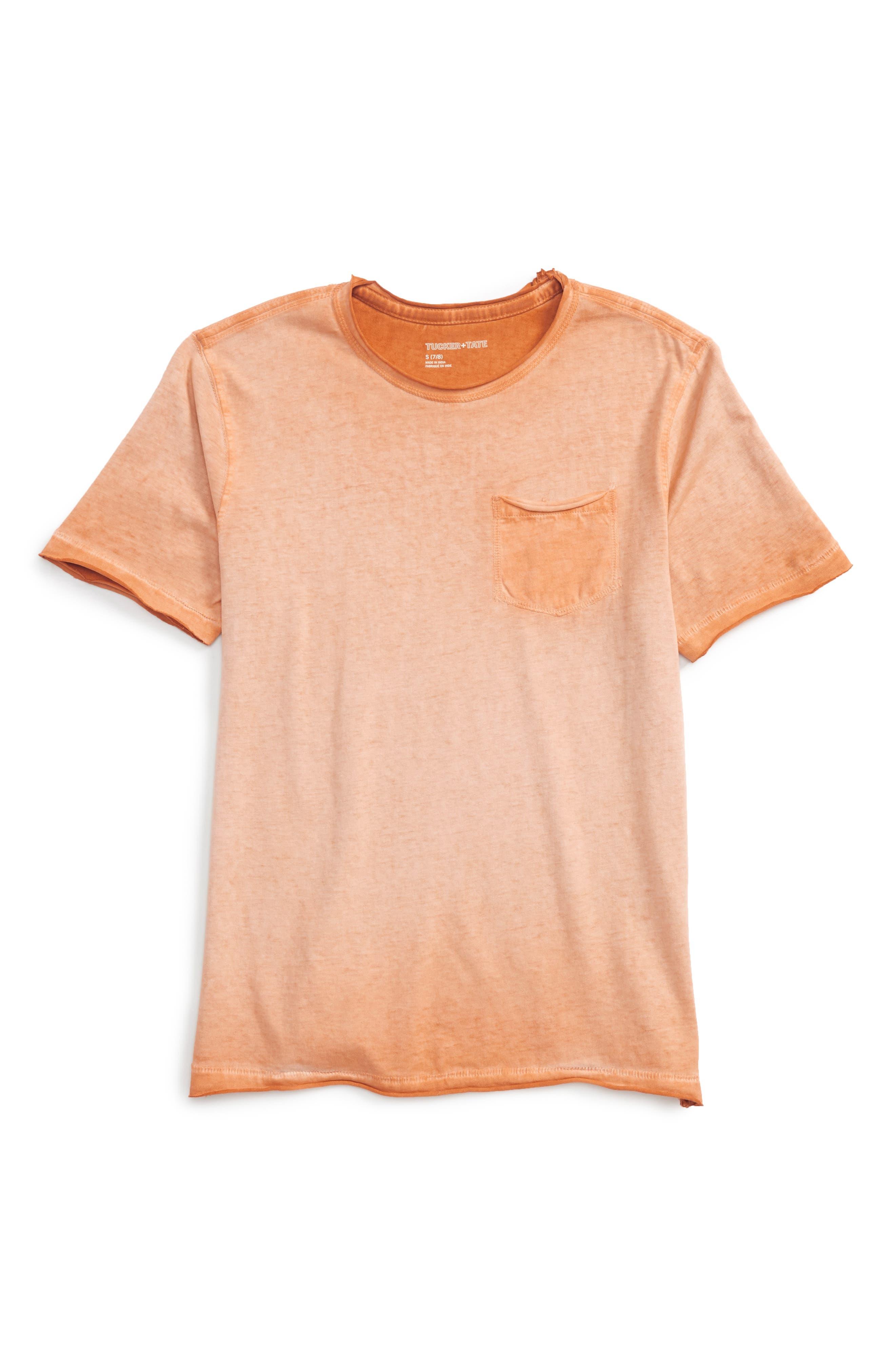 TUCKER + TATE Easy Pocket T-Shirt