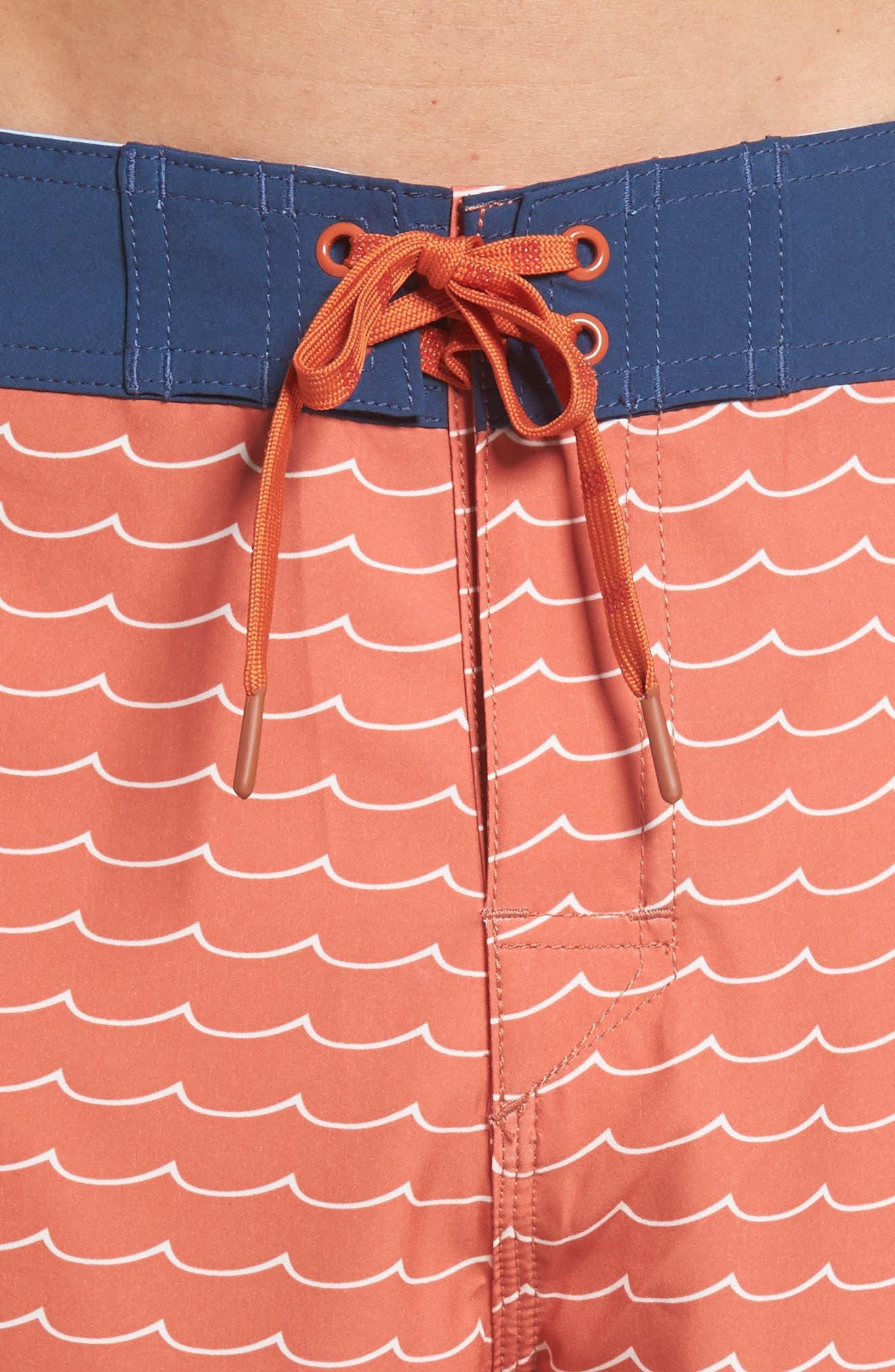 Alternate Image 4  - Cova 'Windswell' Board Shorts