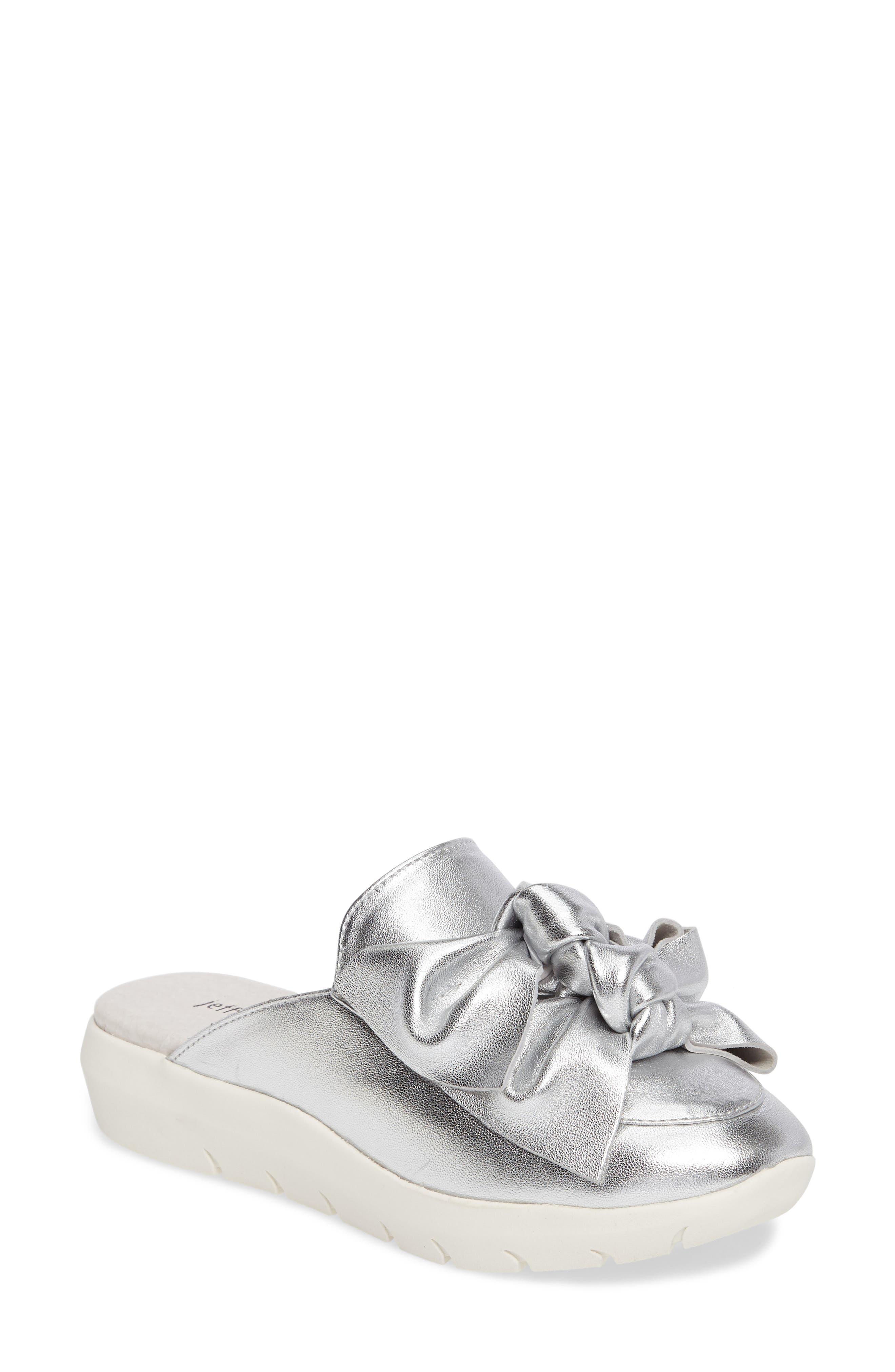 Jeffrey Campbell Tibow Platform Slide Sneaker (Women)