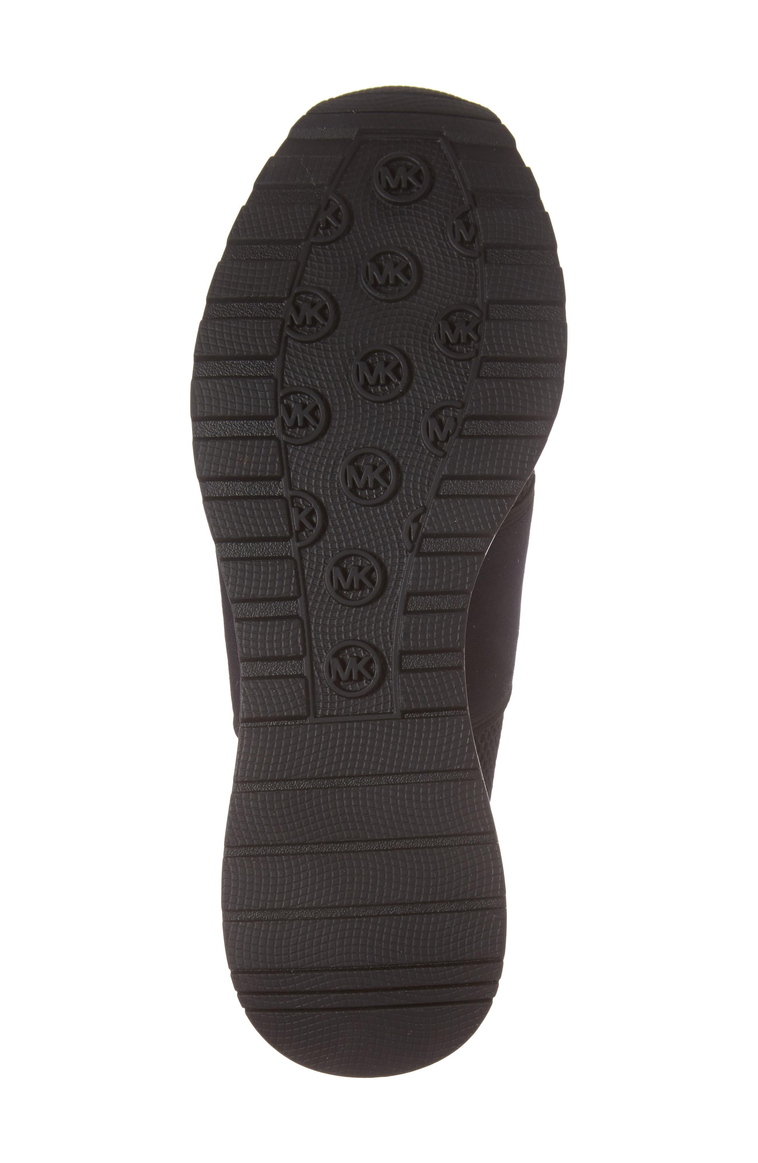Alternate Image 6  - MICHAEL Michael Kors Felix Slip-On Glitter Sneaker (Women)