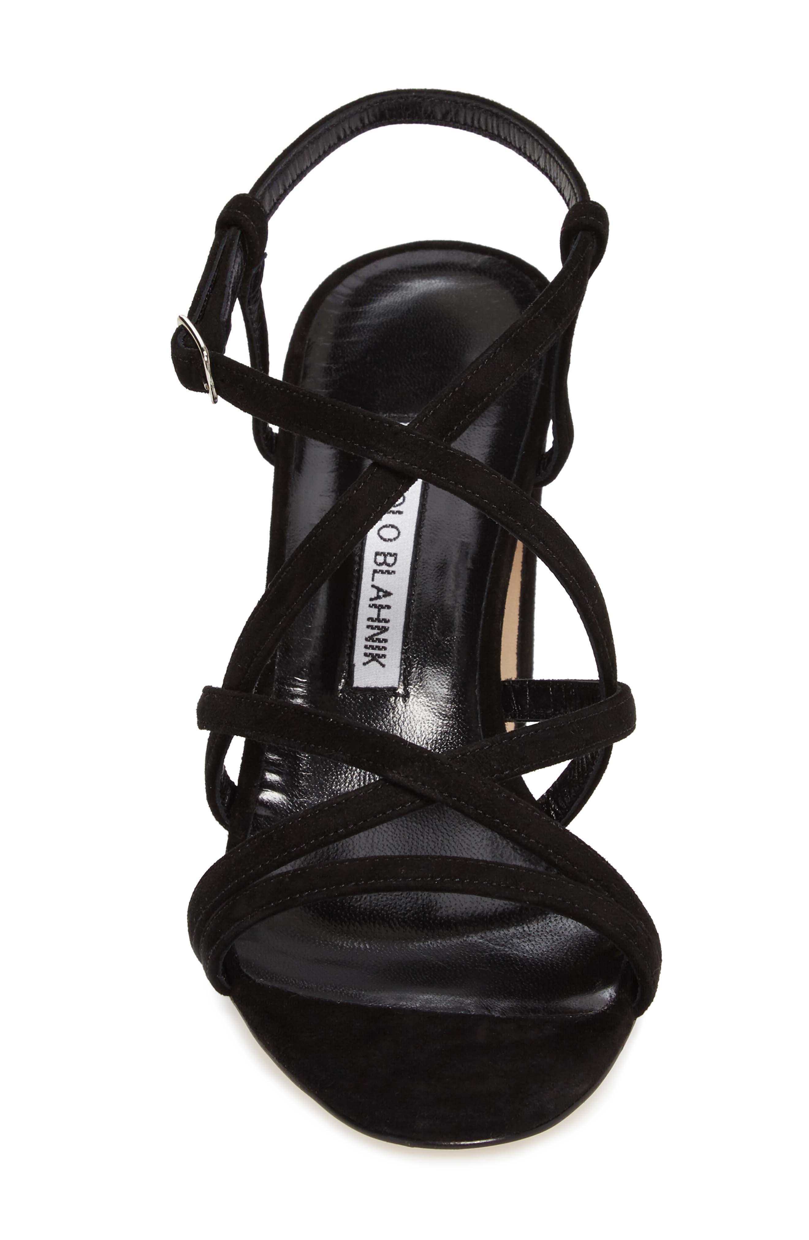 Alternate Image 4  - Manolo Blahnik Atrita Sandal (Women)