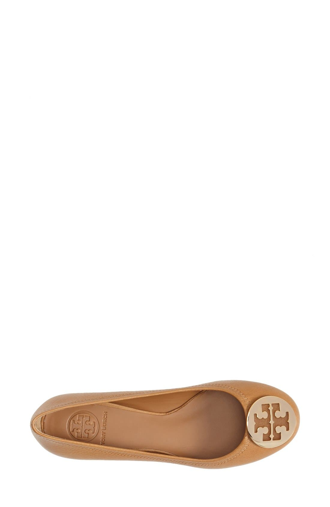 Alternate Image 3  - Tory Burch Reva Ballerina Flat (Women)
