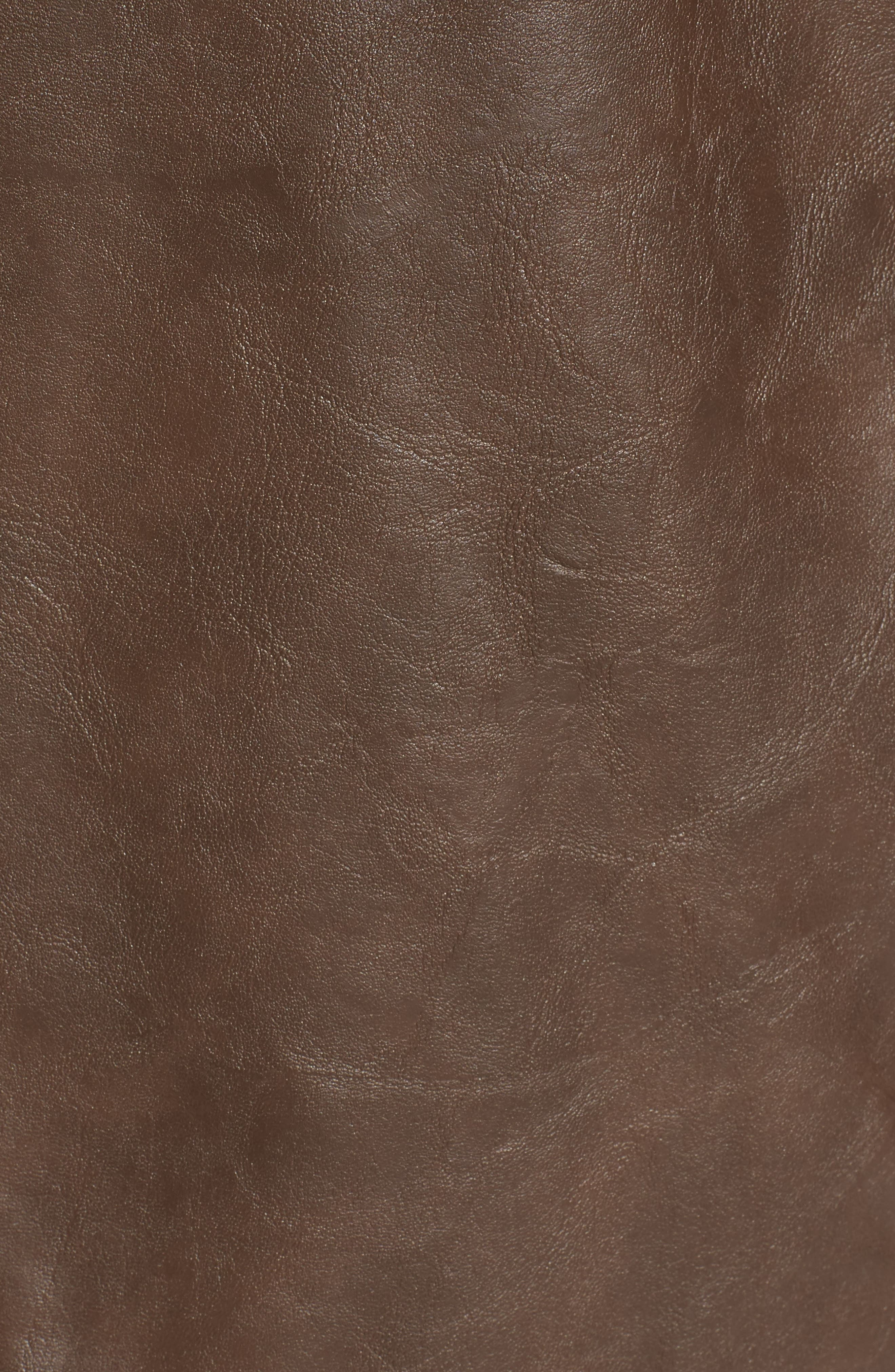 Alternate Image 6  - Reaction Kenneth Cole Faux Leather Jacket