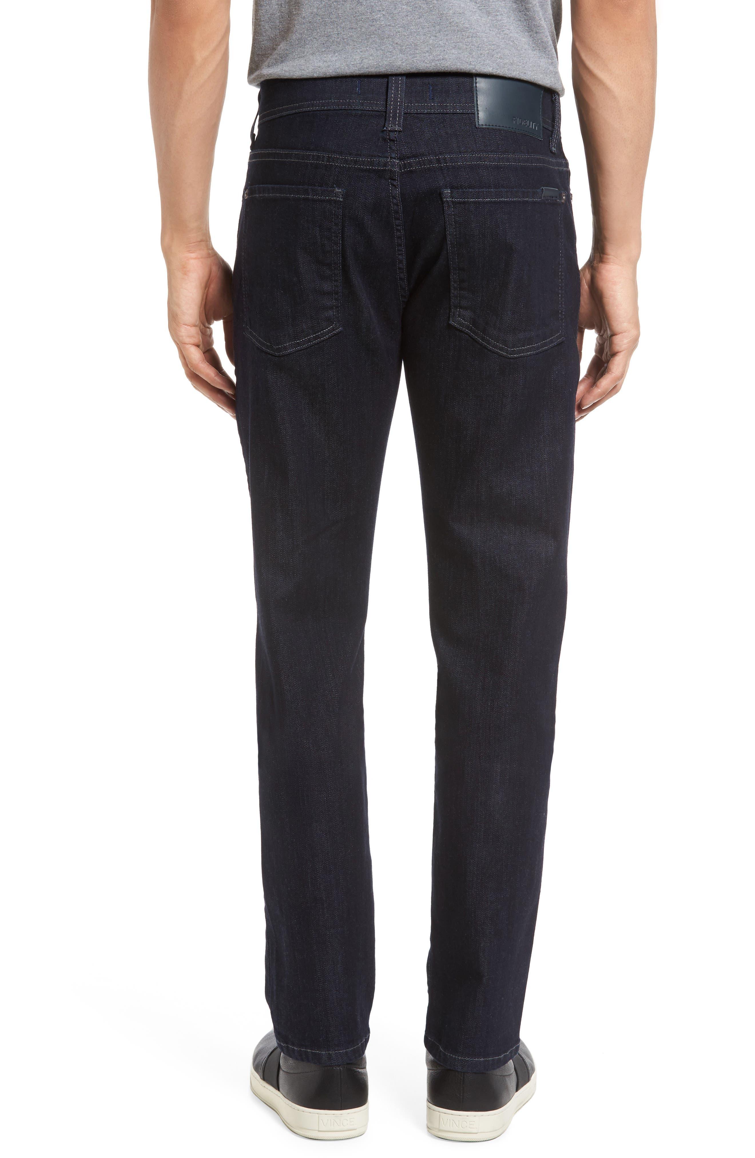 Alternate Image 2  - Fidelity Denim Torino Slim Fit Jeans (Capital Blue)
