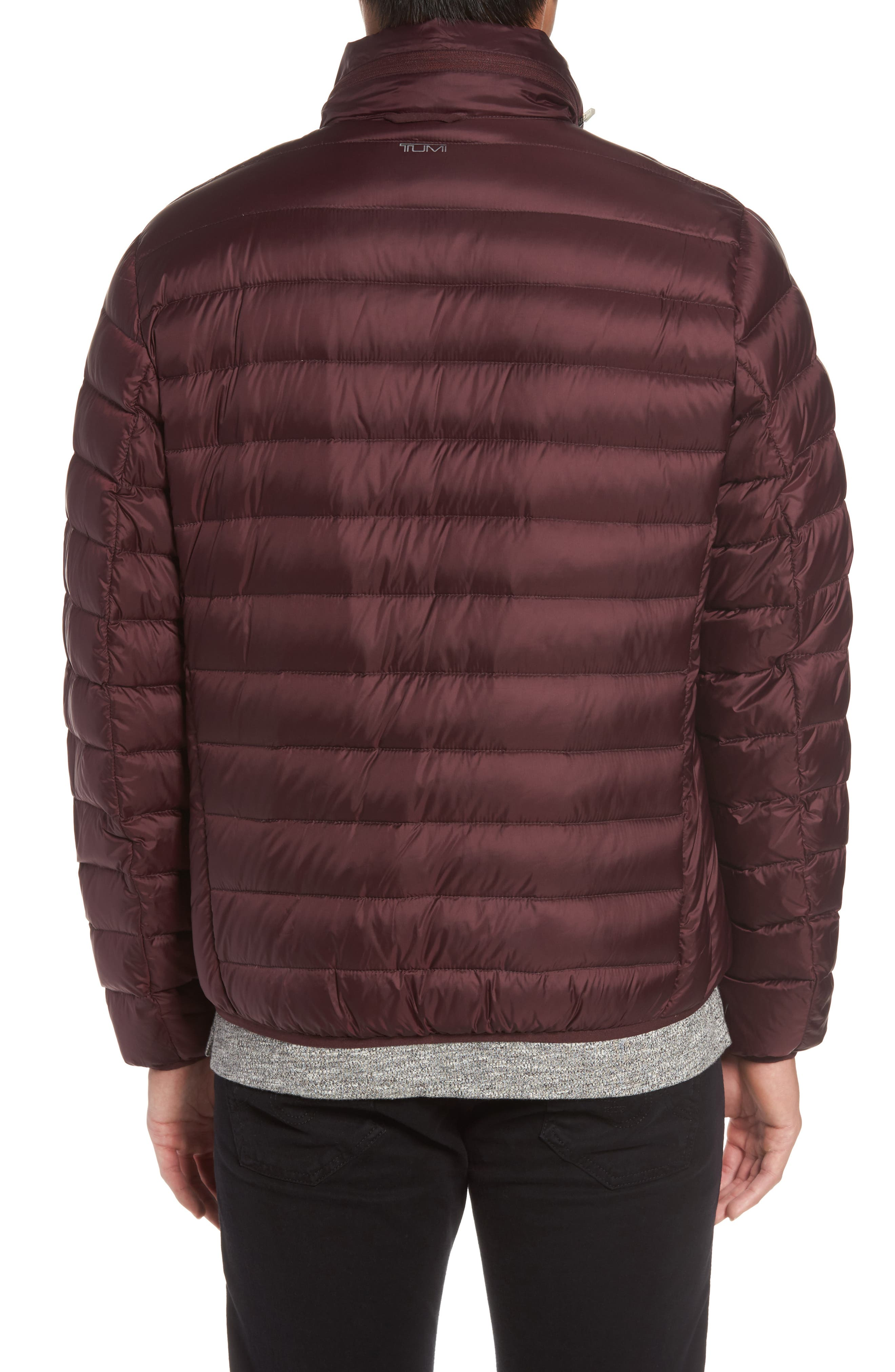 Alternate Image 2  - Tumi'Pax' PackableQuilted Jacket