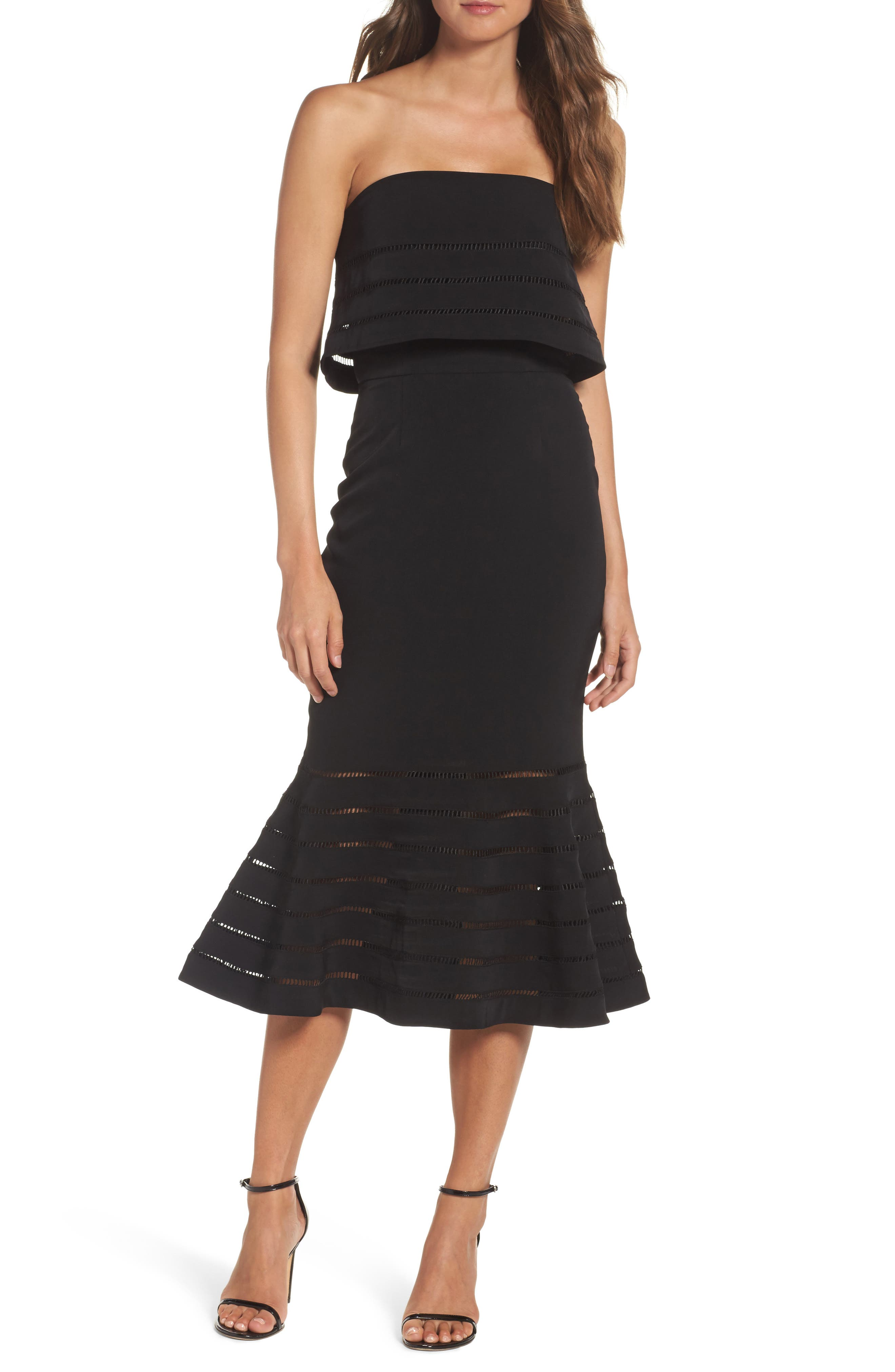 C/MEO Collective Say It Again Popover Dress