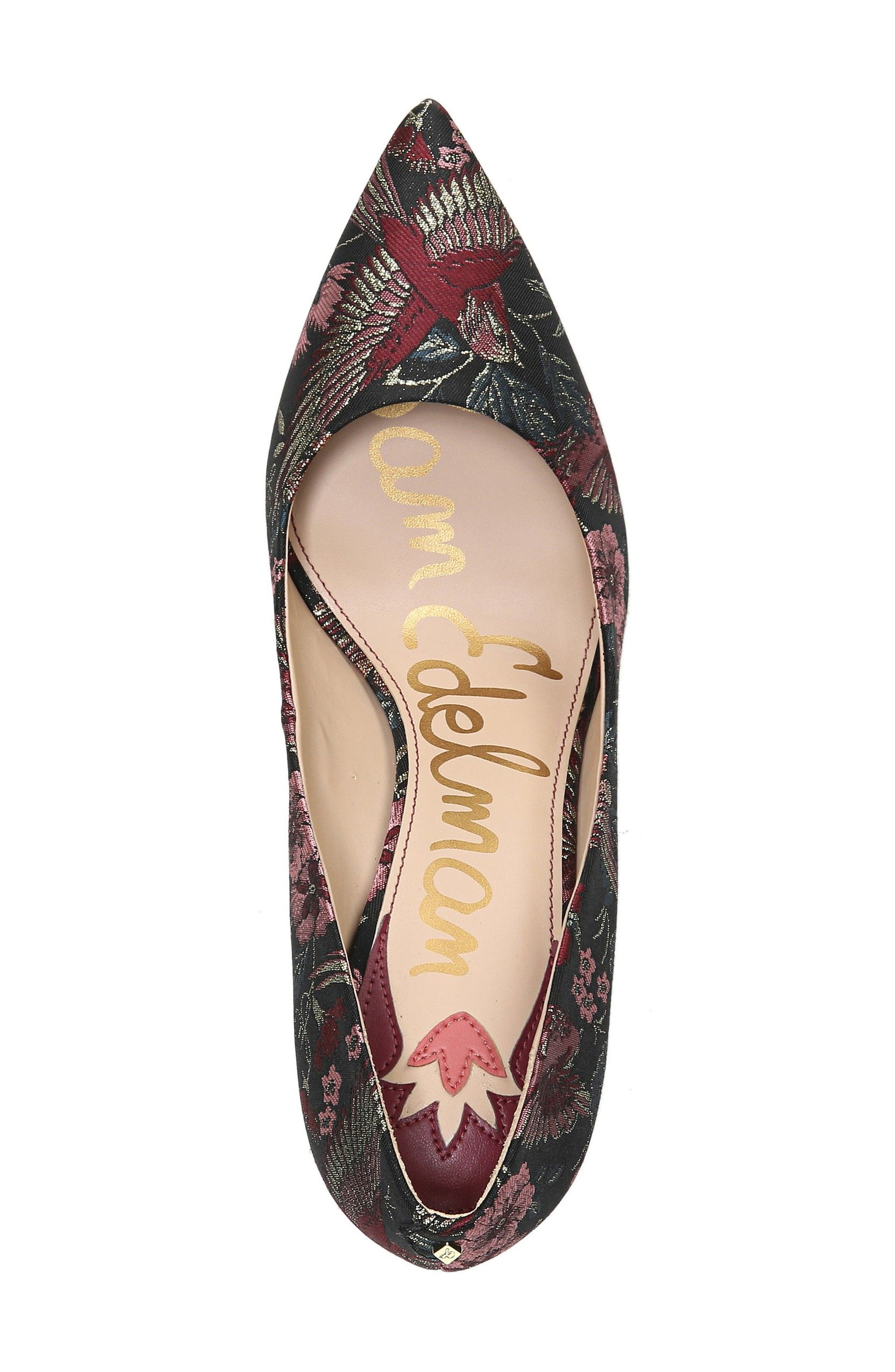 Alternate Image 5  - Sam Edelman Hazel Pump (Women)