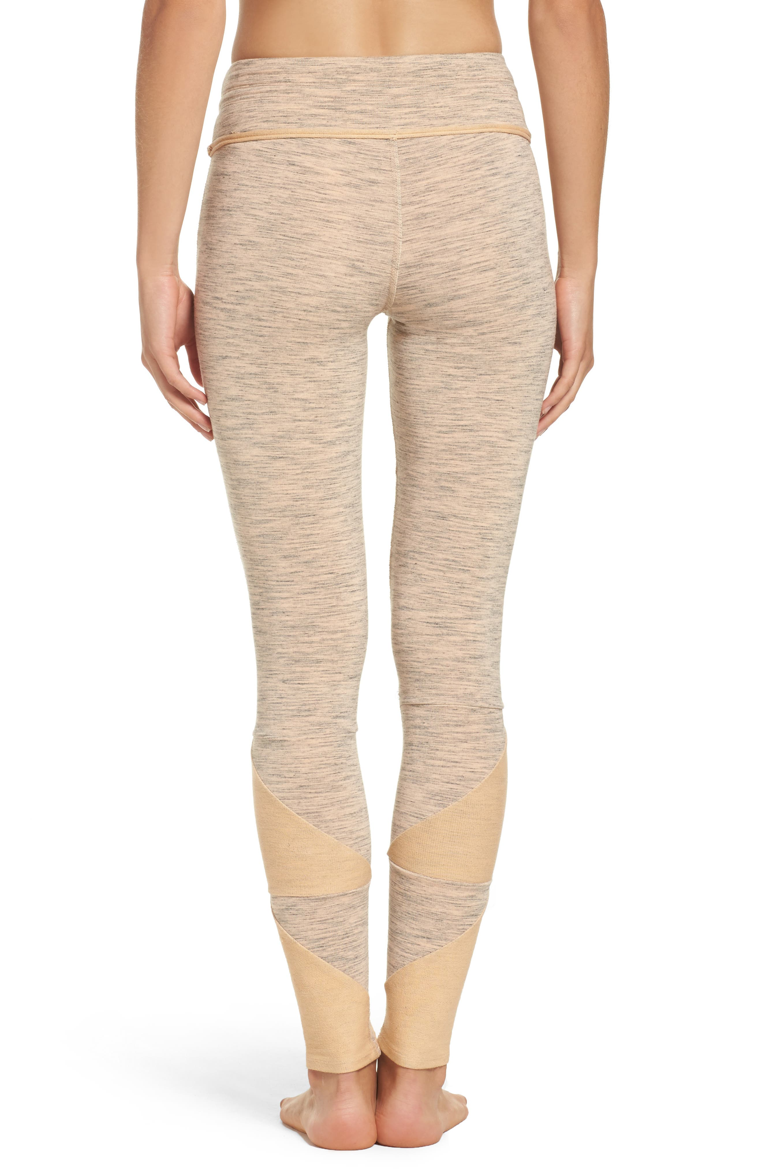 Alternate Image 2  - Free People FP Movement Kyoto Leggings