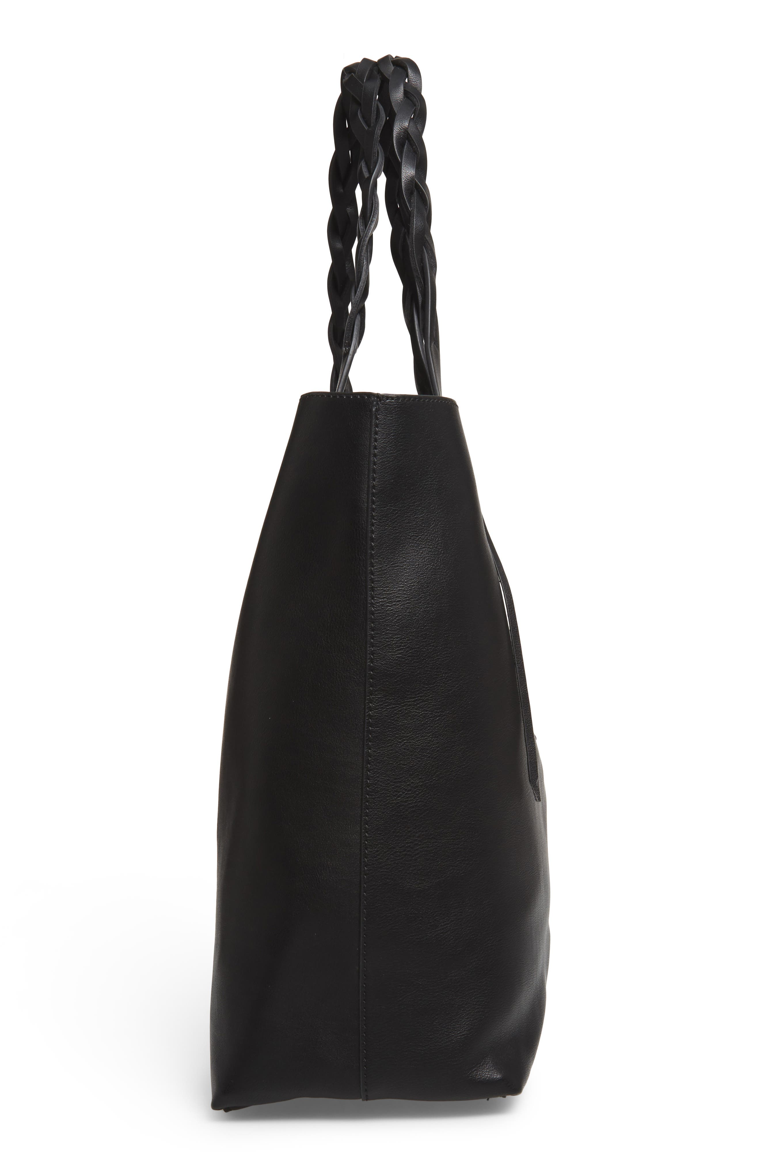 Alternate Image 4  - Sole Society Amal Faux Leather Tote