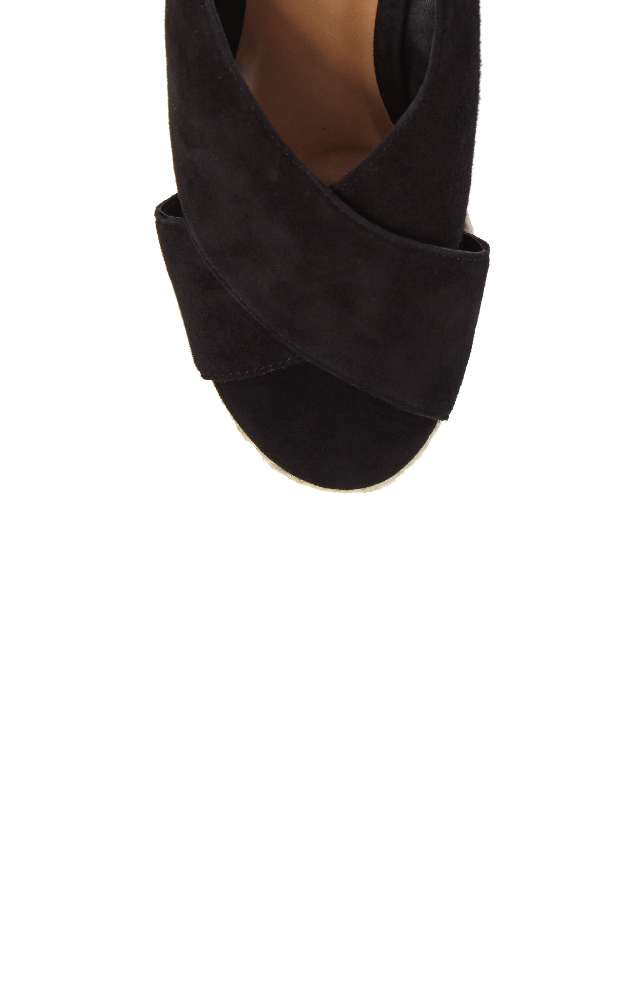 Alternate Image 5  - Steve Madden Rayla Platform Wedge Sandal (Women)
