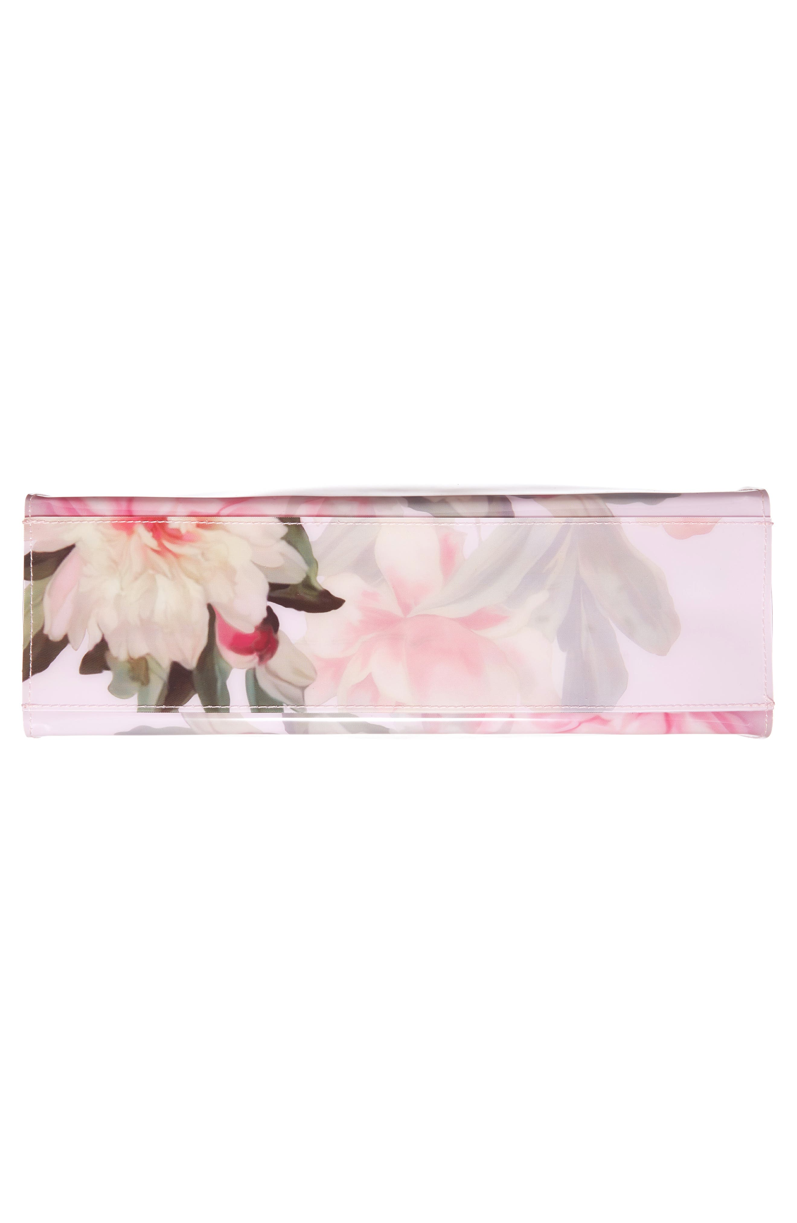 Alternate Image 5  - Ted Baker London Painted Posie Large Icon Bag