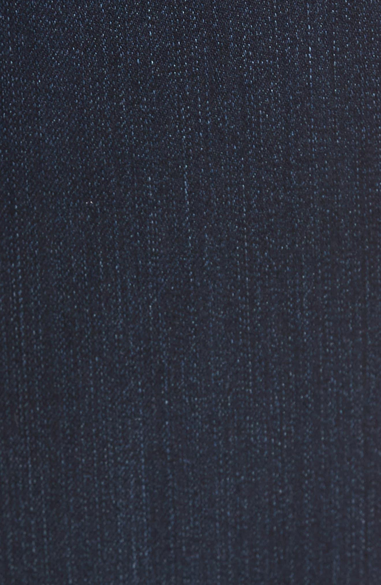 Emma Power Legging Maternity Jeans,                             Alternate thumbnail 5, color,                             Token