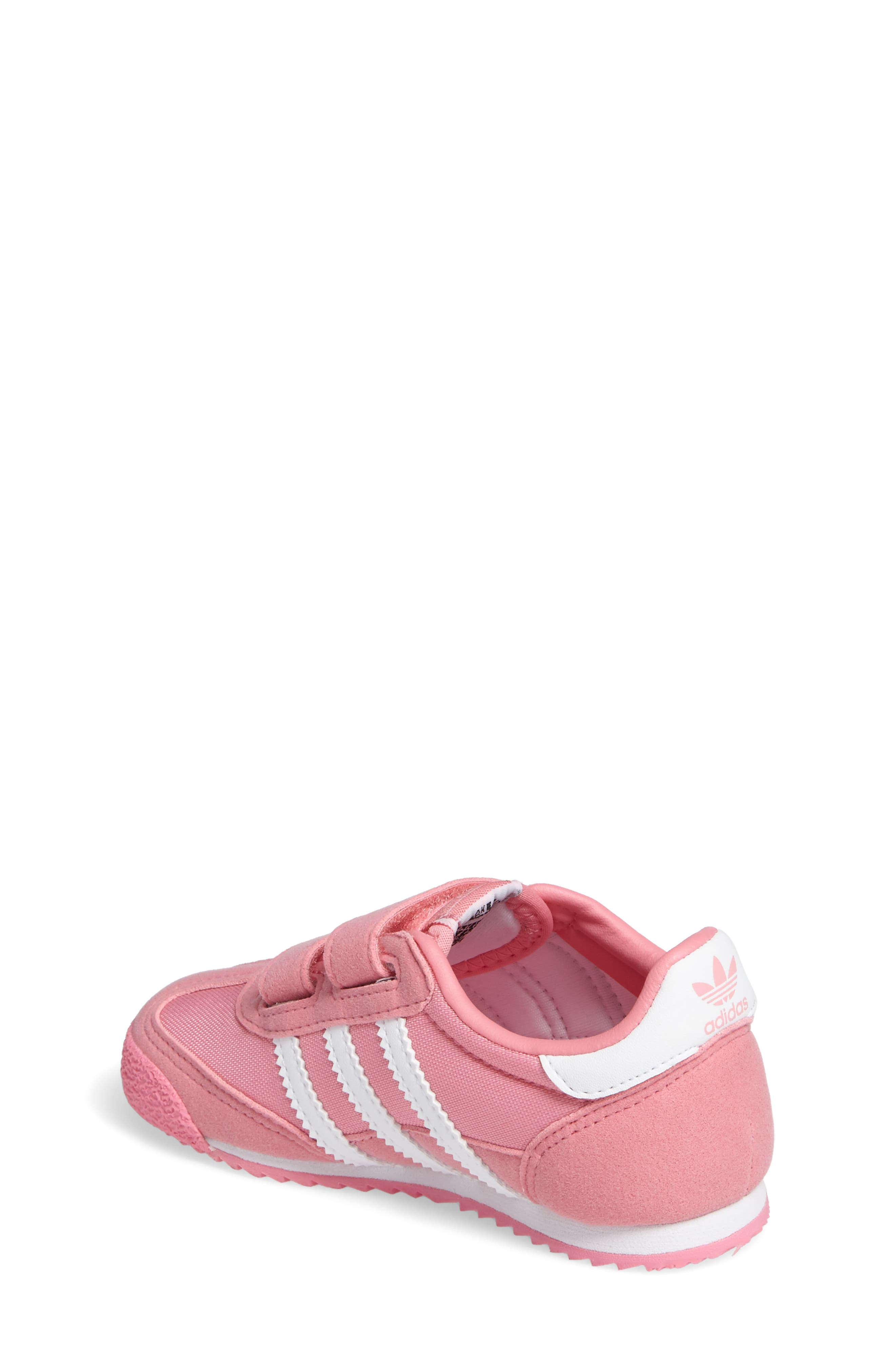 Dragon OG CF Athletic Shoe,                             Alternate thumbnail 2, color,                             Easy Pink/ White
