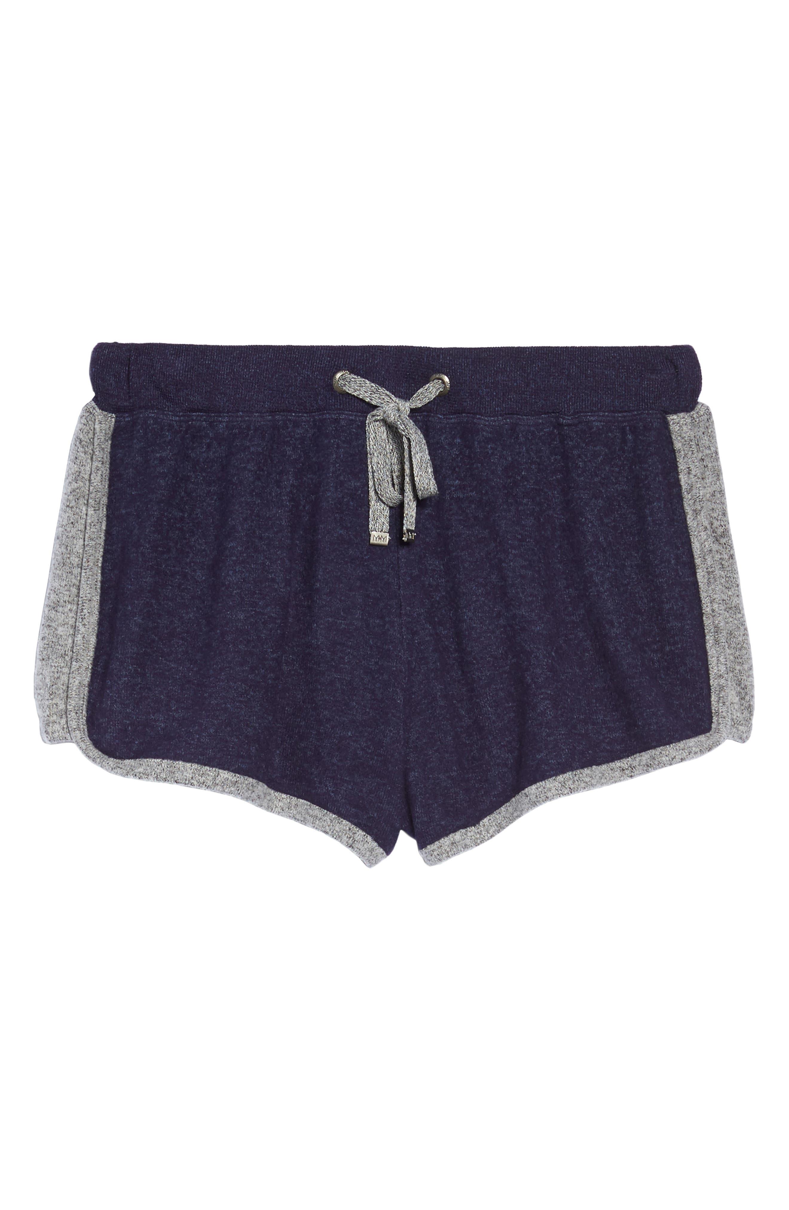 Alternate Image 4  - Make + Model Bring It On Lounge Shorts