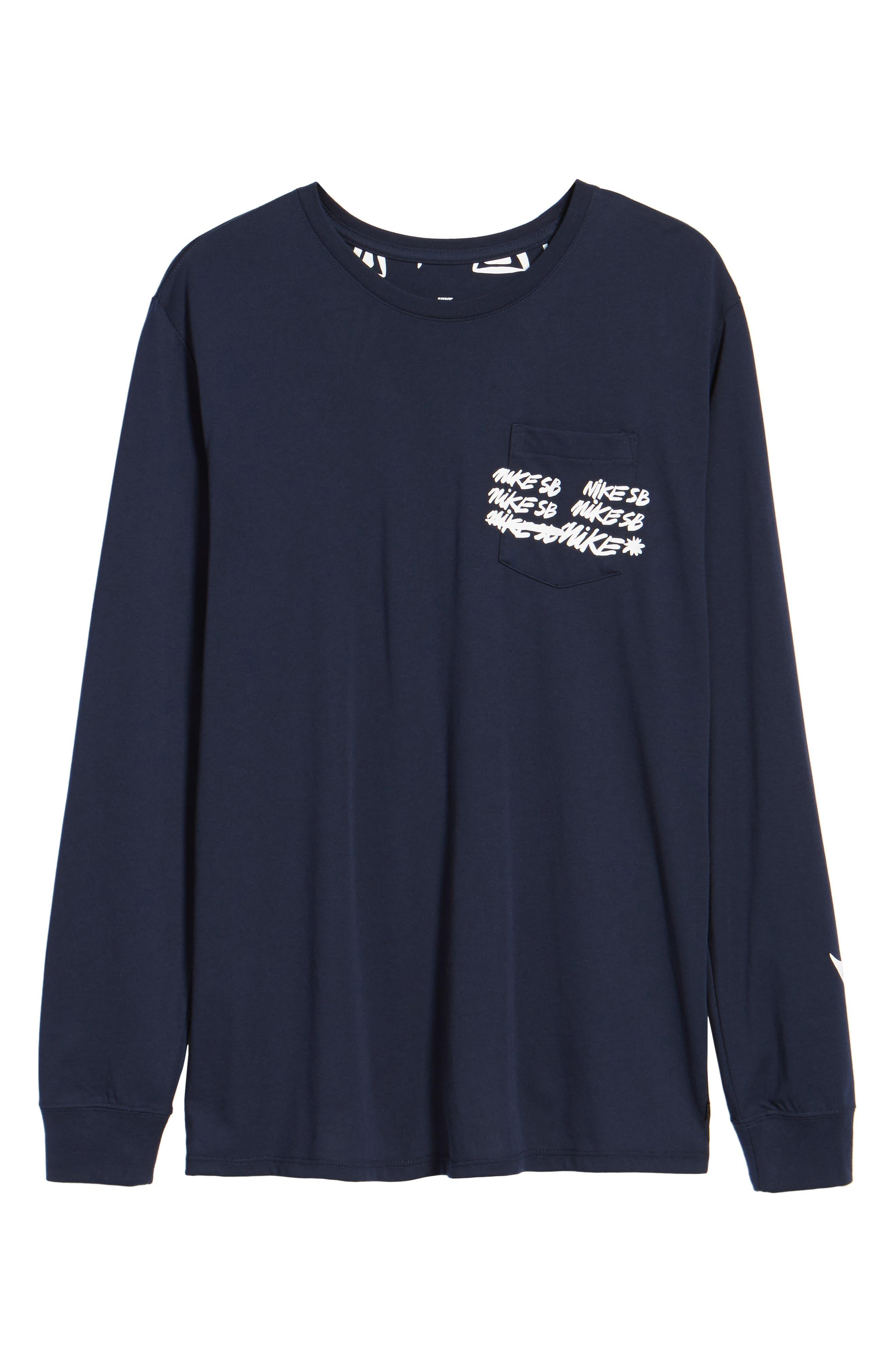 Alternate Image 6  - Nike SB Dry T-Shirt