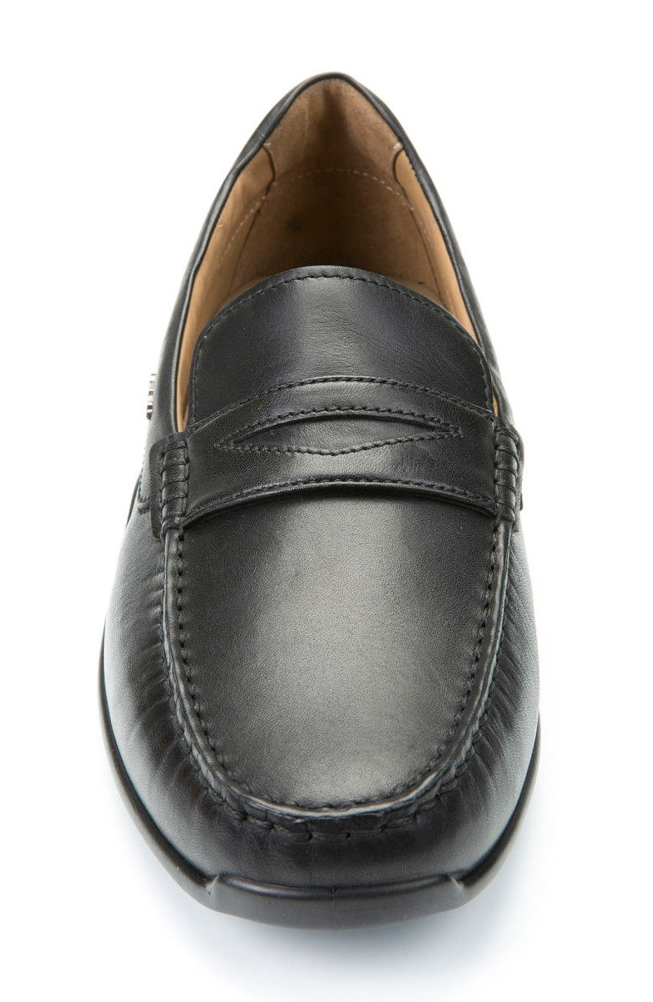 Alternate Image 4  - Geox Xense Penny Loafer (Men)