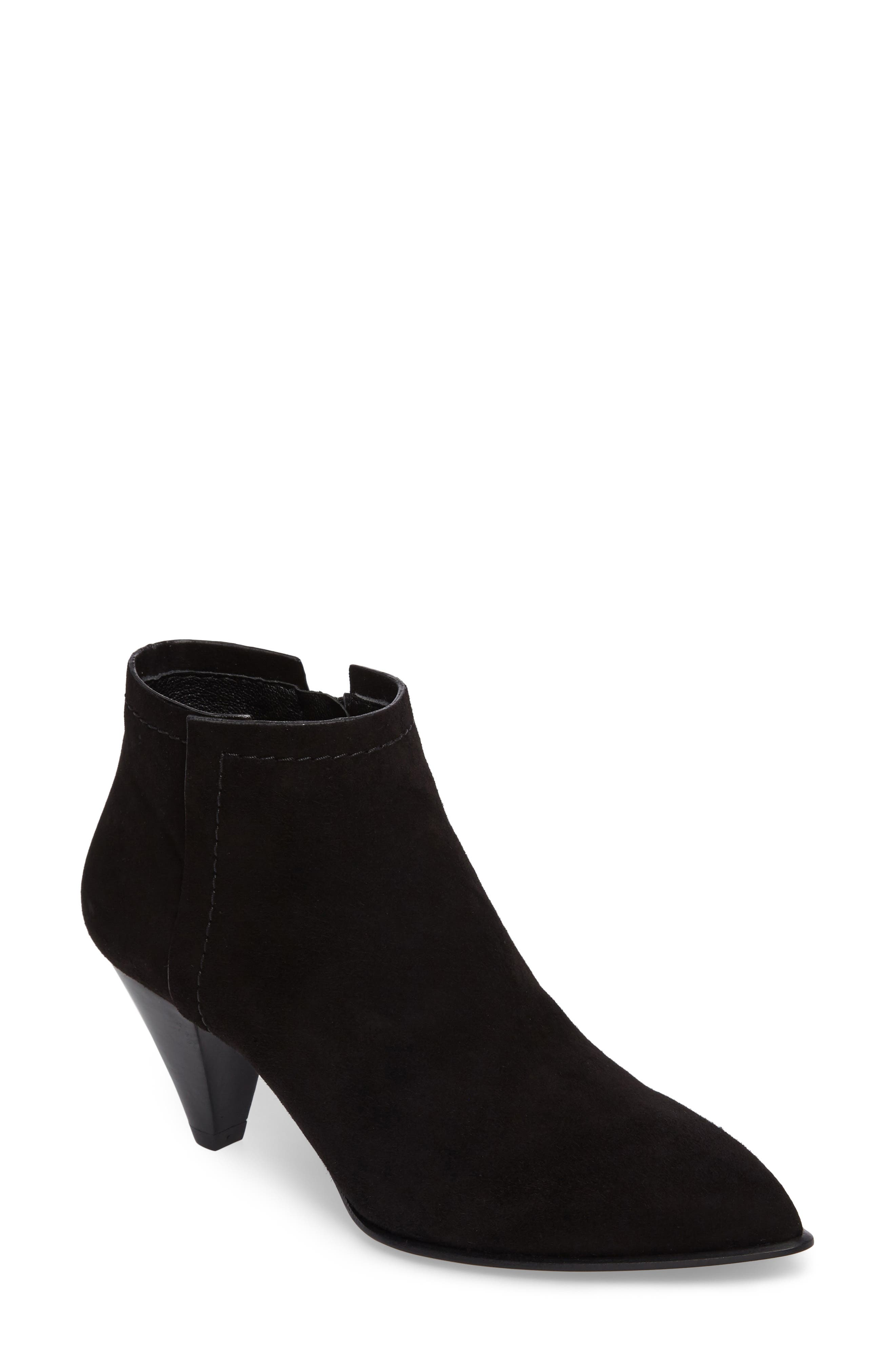 Alternate Image 1 Selected - Pedro Garcia Erminia Cone Heel Bootie (Women)