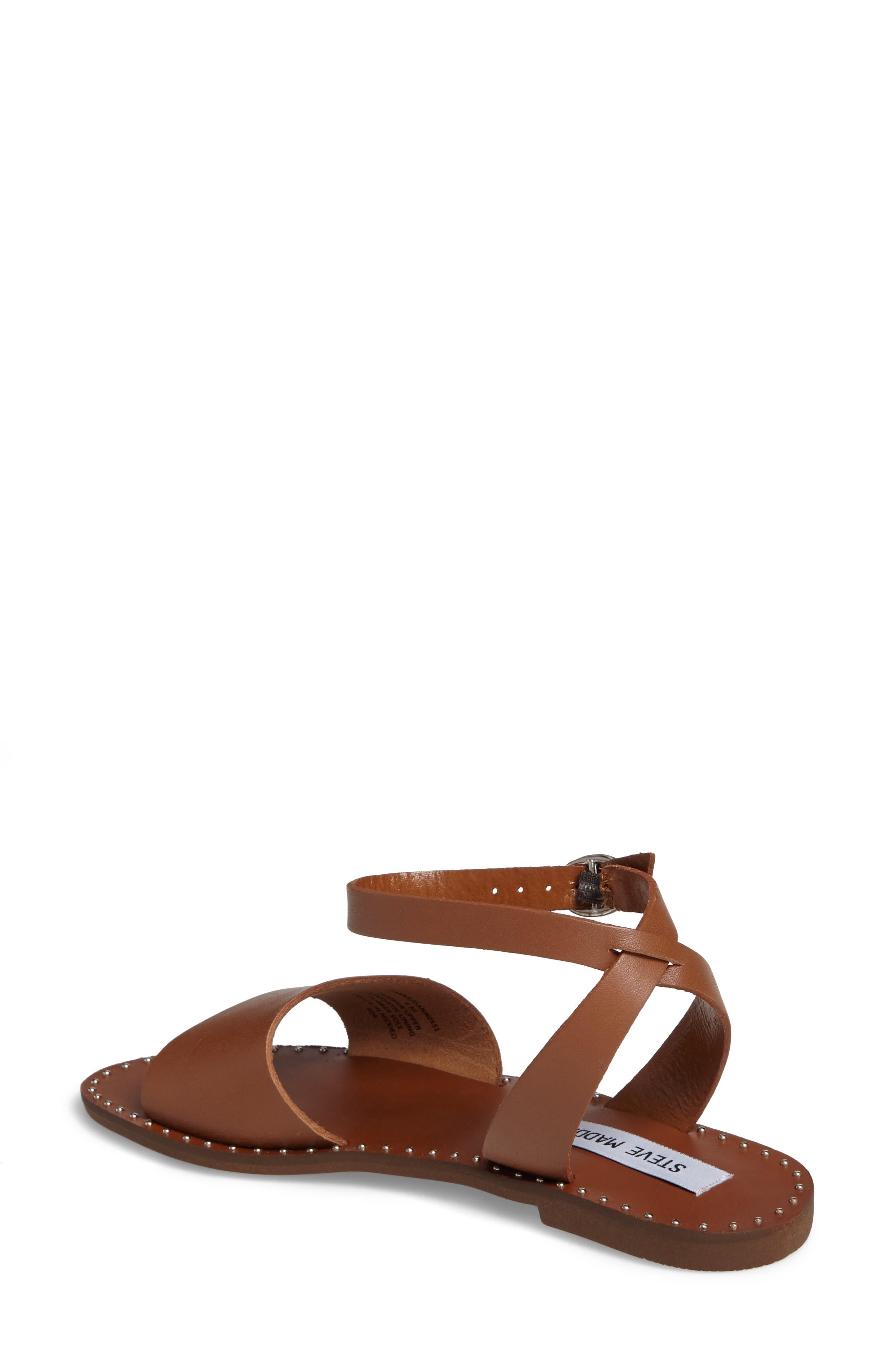Alternate Image 2  - Steve Madden Danny Ankle Strap Sandal (Women)