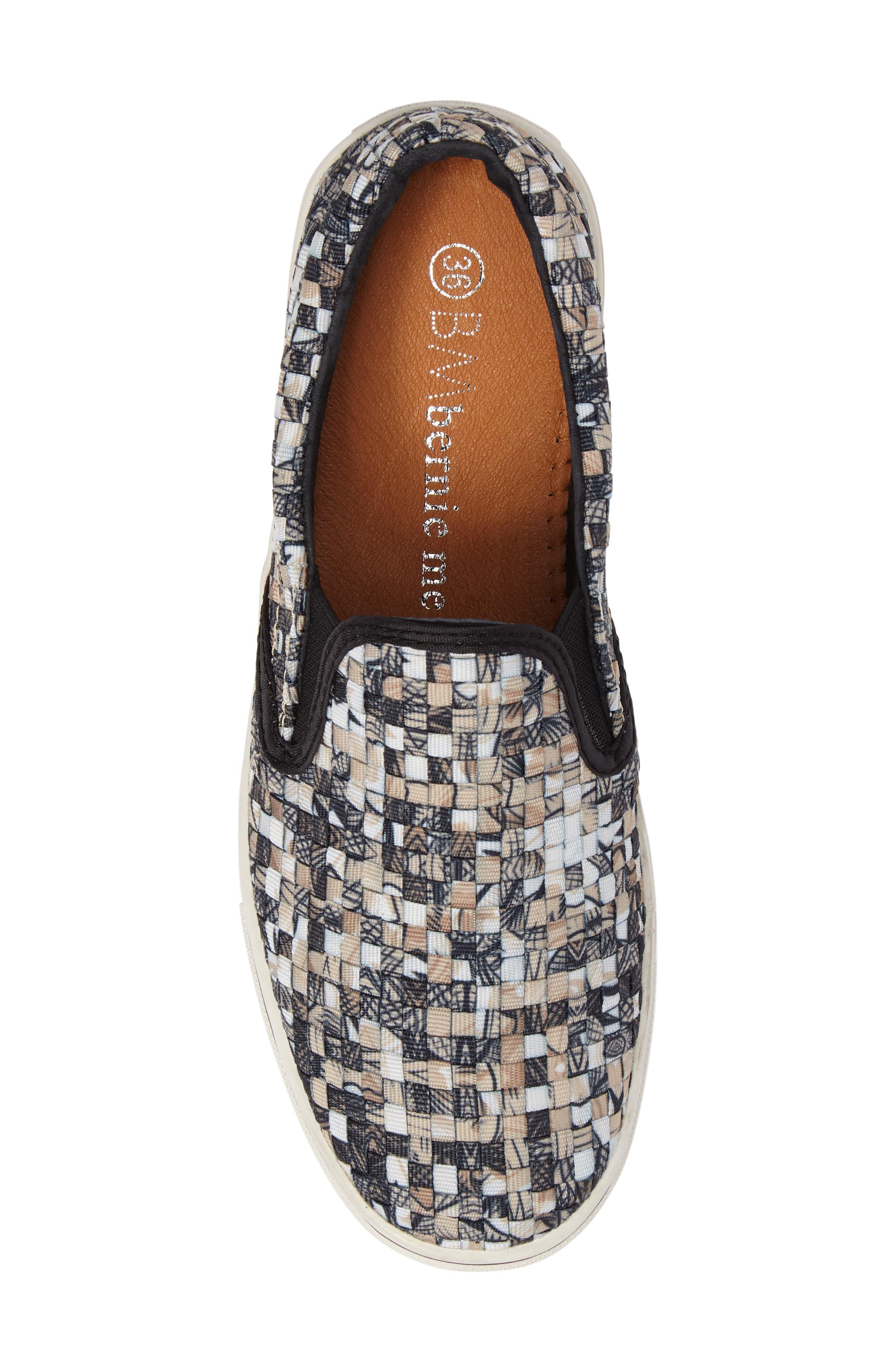Alternate Image 5  - bernie mev. 'Verona' Slip-On Sneaker (Women)