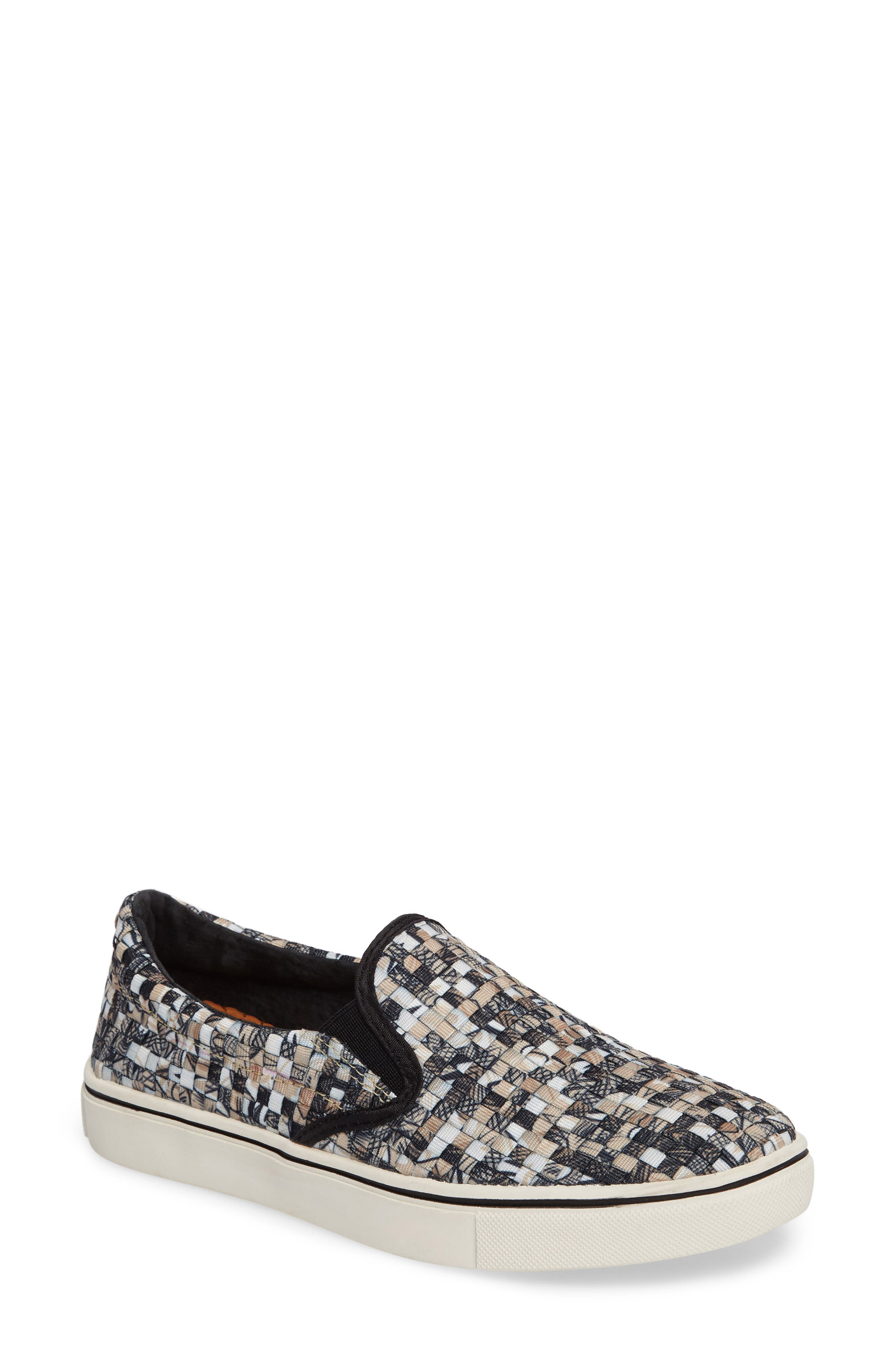 Alternate Image 1 Selected - bernie mev. 'Verona' Slip-On Sneaker (Women)
